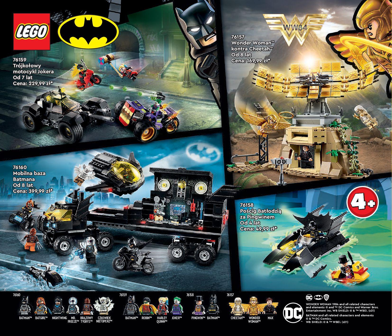 Gazetka LEGO: Katalog LEGO STYCZEŃ-MAJ 2021 2021-01-01 page-76