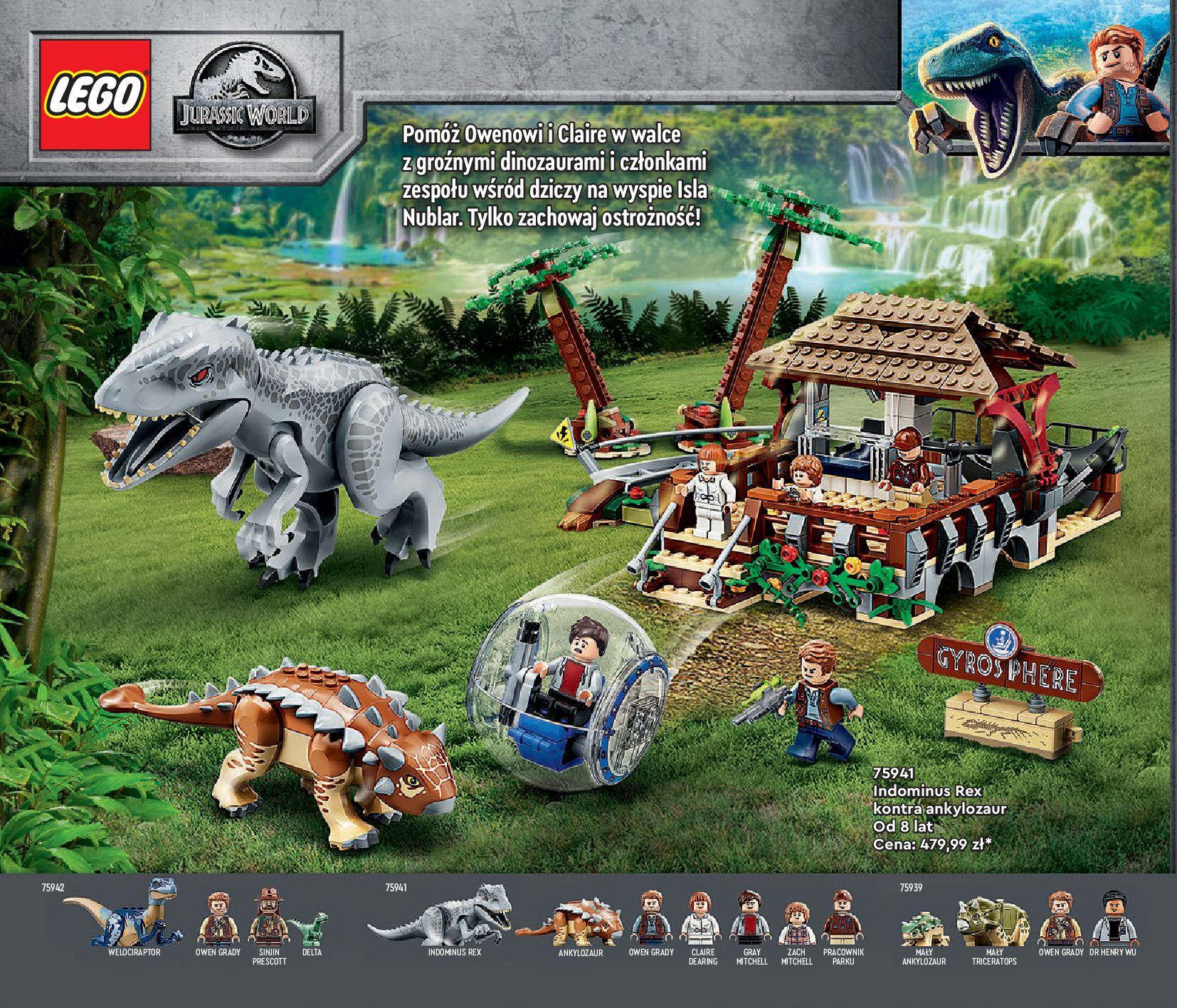 Gazetka LEGO: Katalog LEGO STYCZEŃ-MAJ 2021 2021-01-01 page-78