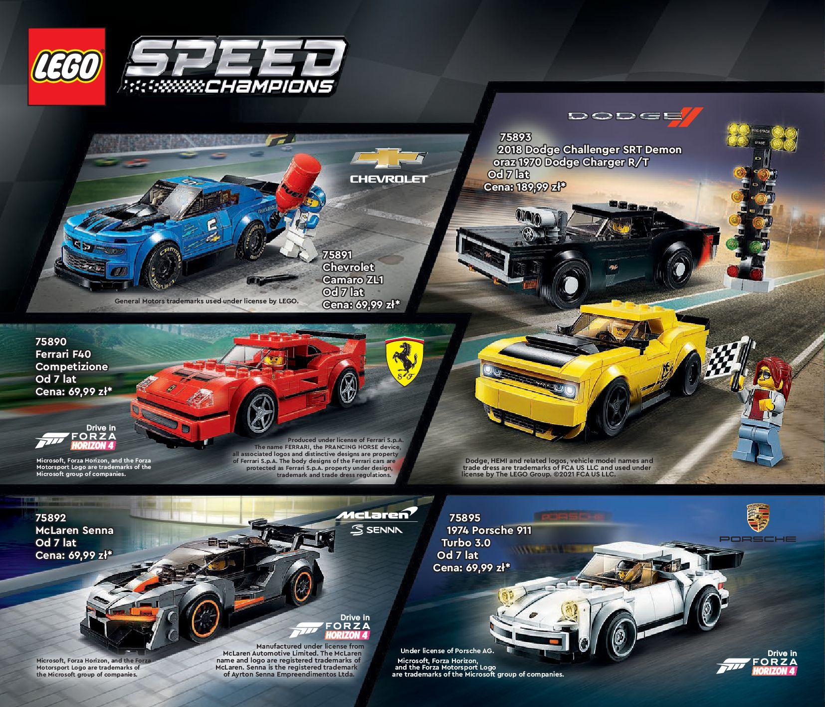 Gazetka LEGO: Katalog LEGO STYCZEŃ-MAJ 2021 2021-01-01 page-80