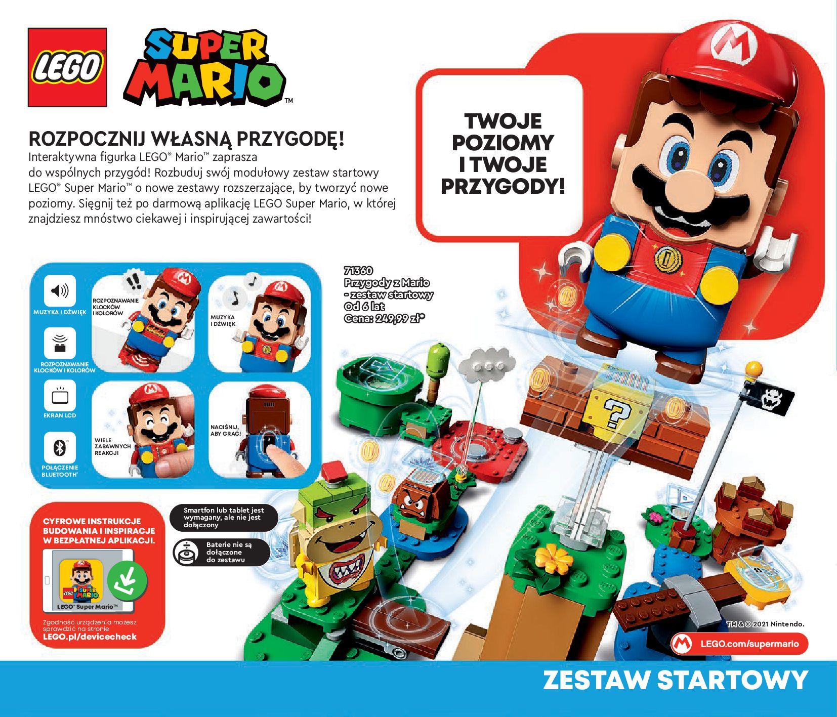 Gazetka LEGO: Katalog LEGO STYCZEŃ-MAJ 2021 2021-01-01 page-84