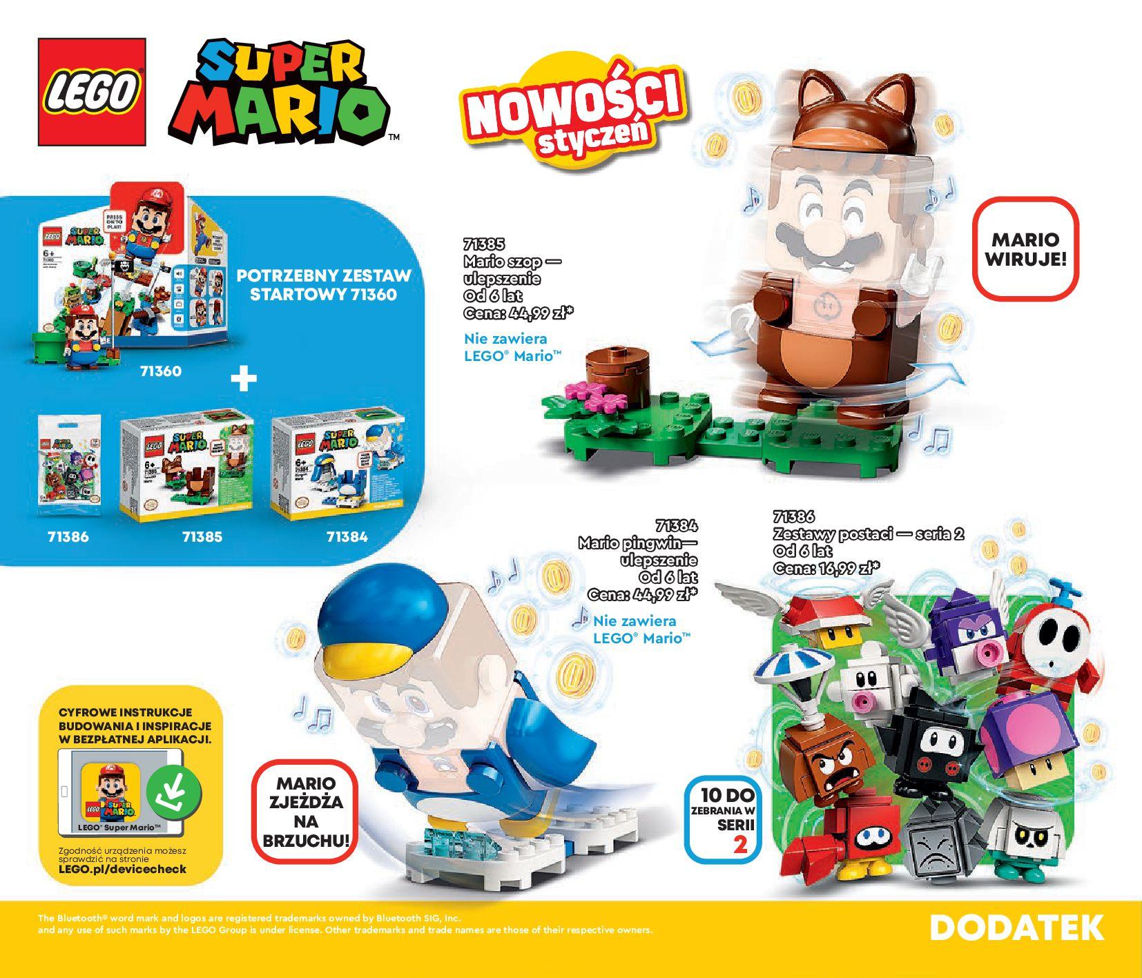 Gazetka LEGO: Katalog LEGO STYCZEŃ-MAJ 2021 2021-01-01 page-86