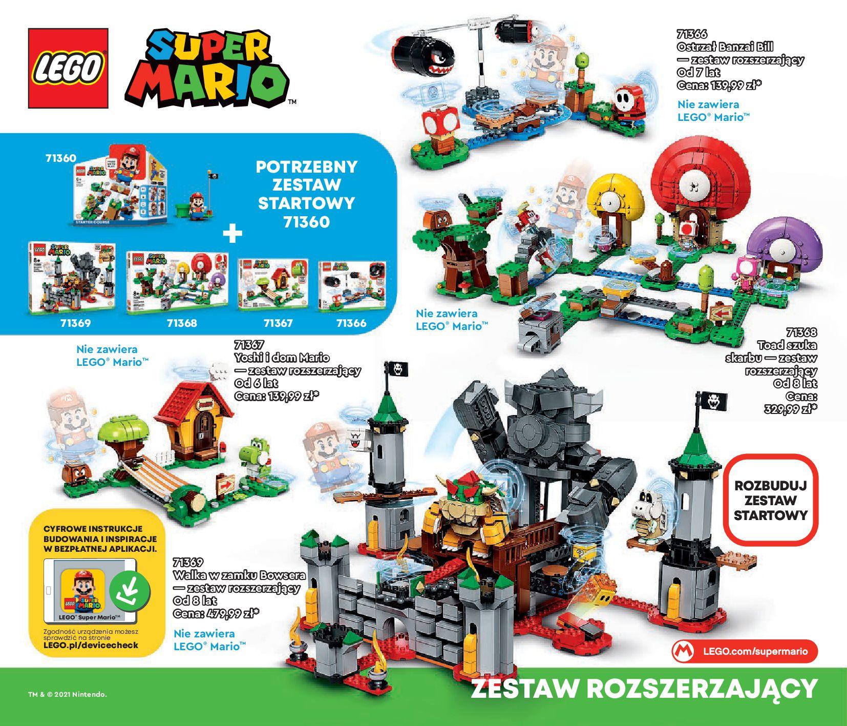 Gazetka LEGO: Katalog LEGO STYCZEŃ-MAJ 2021 2021-01-01 page-88