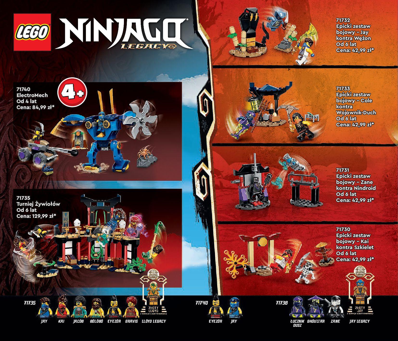 Gazetka LEGO: Katalog LEGO STYCZEŃ-MAJ 2021 2021-01-01 page-92