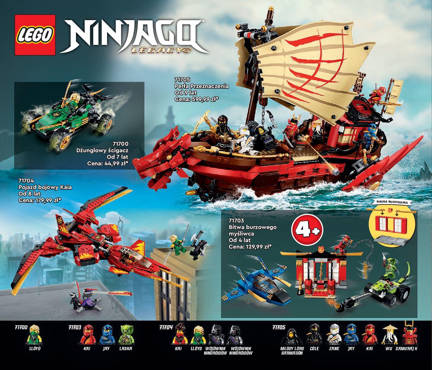 Gazetka LEGO: Katalog LEGO STYCZEŃ-MAJ 2021 2021-01-01 page-94