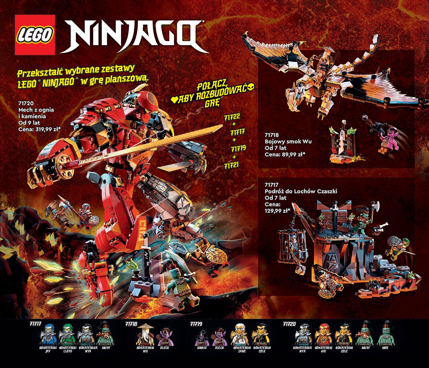 Gazetka LEGO: Katalog LEGO STYCZEŃ-MAJ 2021 2021-01-01 page-96