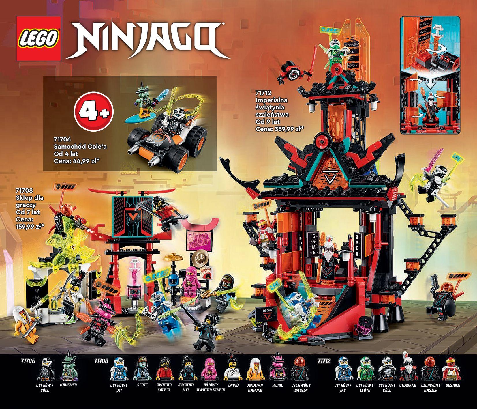 Gazetka LEGO: Katalog LEGO STYCZEŃ-MAJ 2021 2021-01-01 page-98