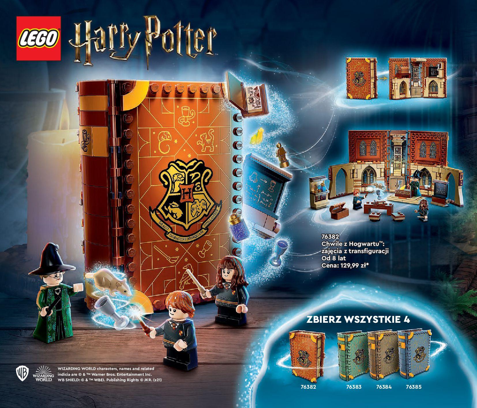 Gazetka LEGO: Katalog LEGO STYCZEŃ-MAJ 2021 2021-01-01 page-100