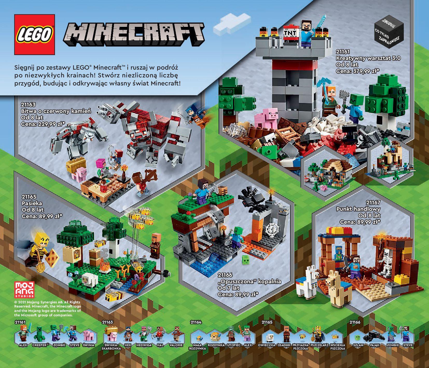 Gazetka LEGO: Katalog LEGO STYCZEŃ-MAJ 2021 2021-01-01 page-106