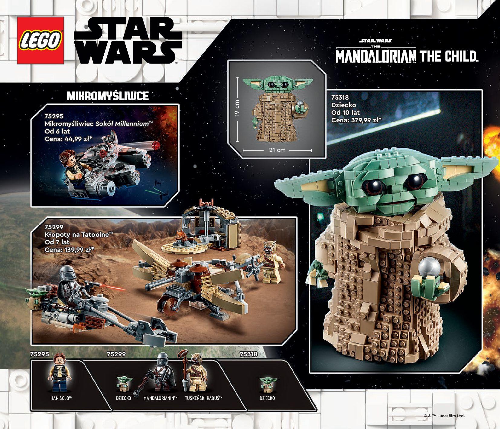 Gazetka LEGO: Katalog LEGO STYCZEŃ-MAJ 2021 2021-01-01 page-108