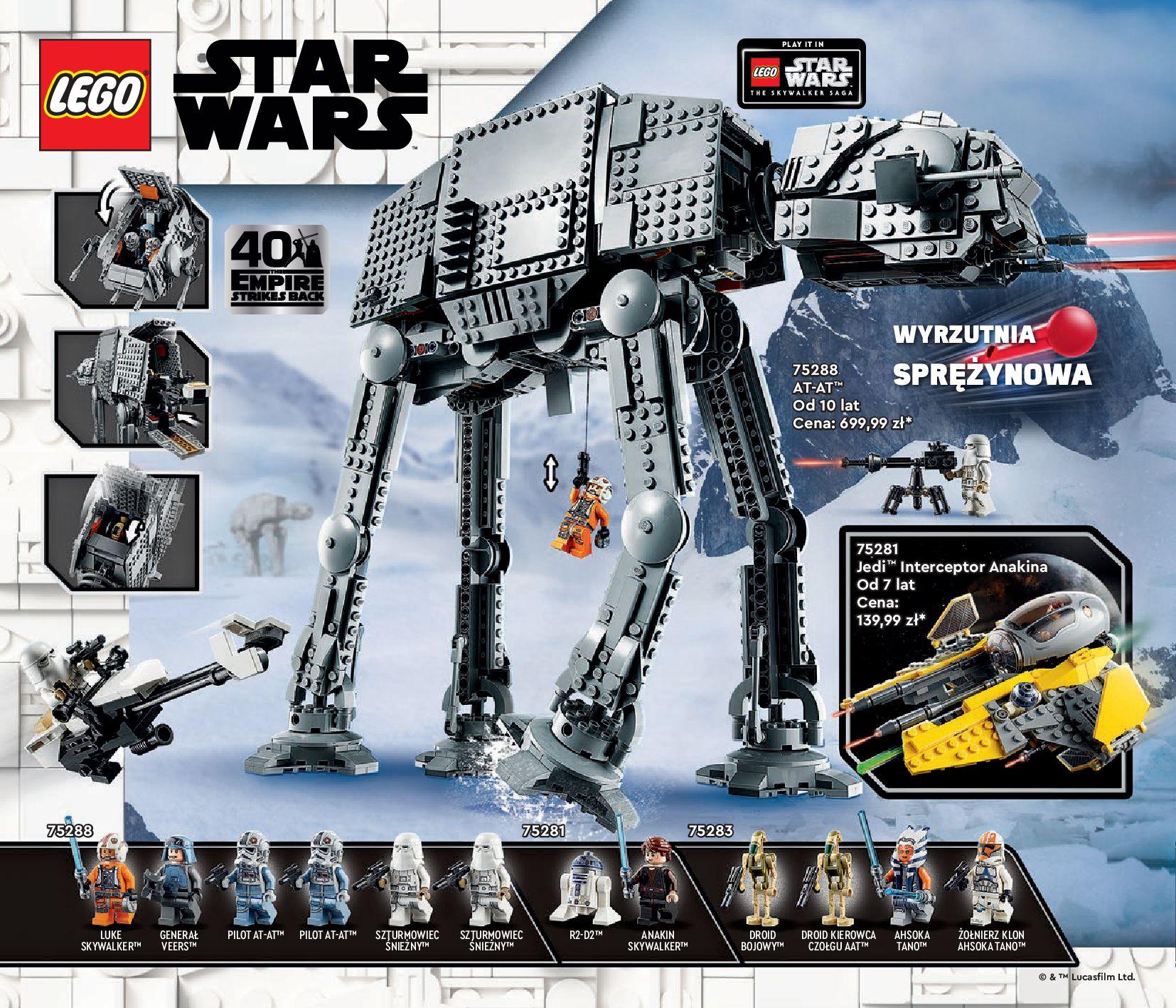 Gazetka LEGO: Katalog LEGO STYCZEŃ-MAJ 2021 2021-01-01 page-110