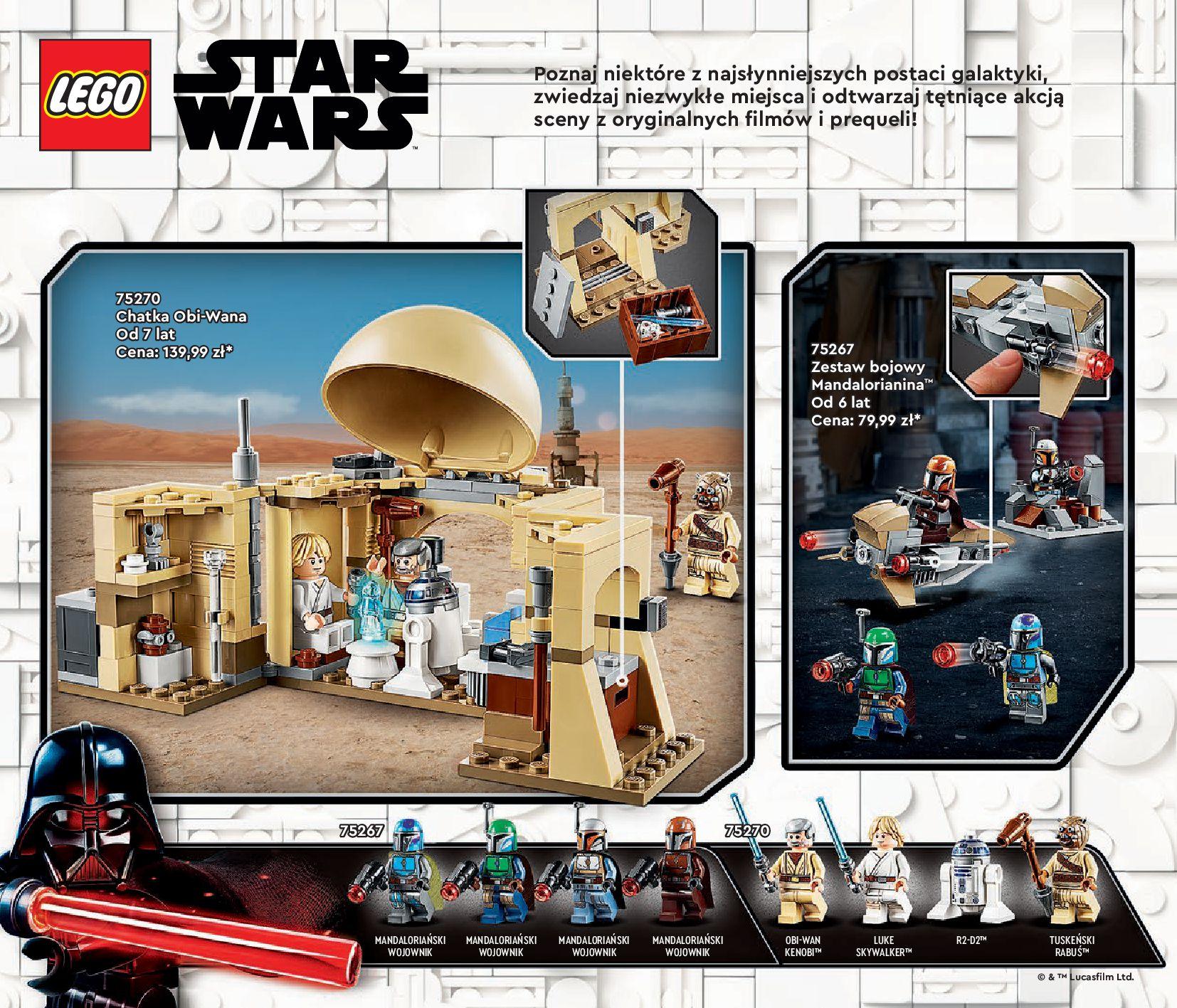 Gazetka LEGO: Katalog LEGO STYCZEŃ-MAJ 2021 2021-01-01 page-112