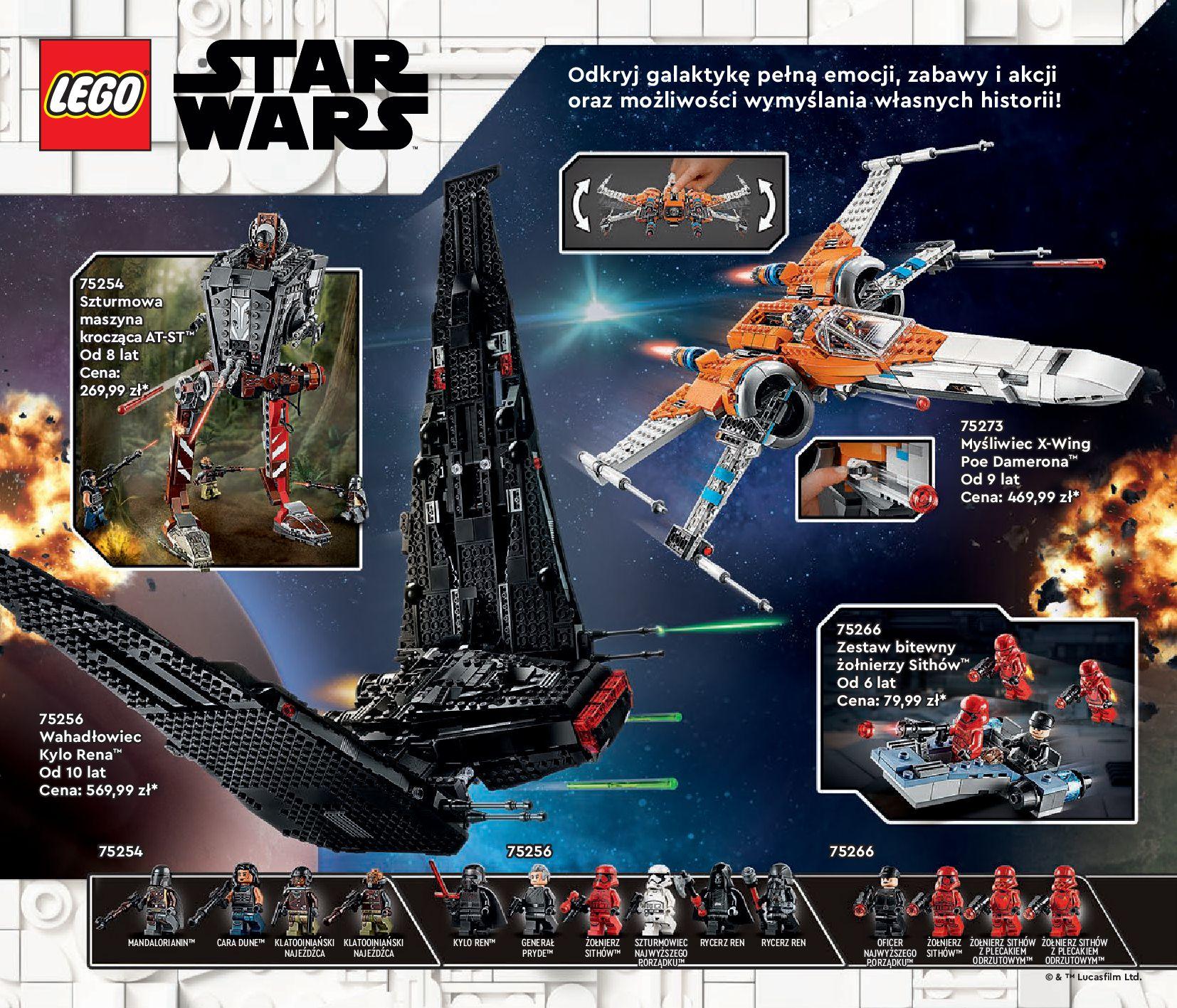 Gazetka LEGO: Katalog LEGO STYCZEŃ-MAJ 2021 2021-01-01 page-114