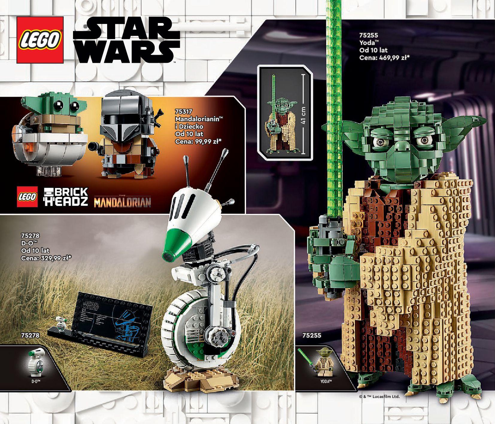 Gazetka LEGO: Katalog LEGO STYCZEŃ-MAJ 2021 2021-01-01 page-116