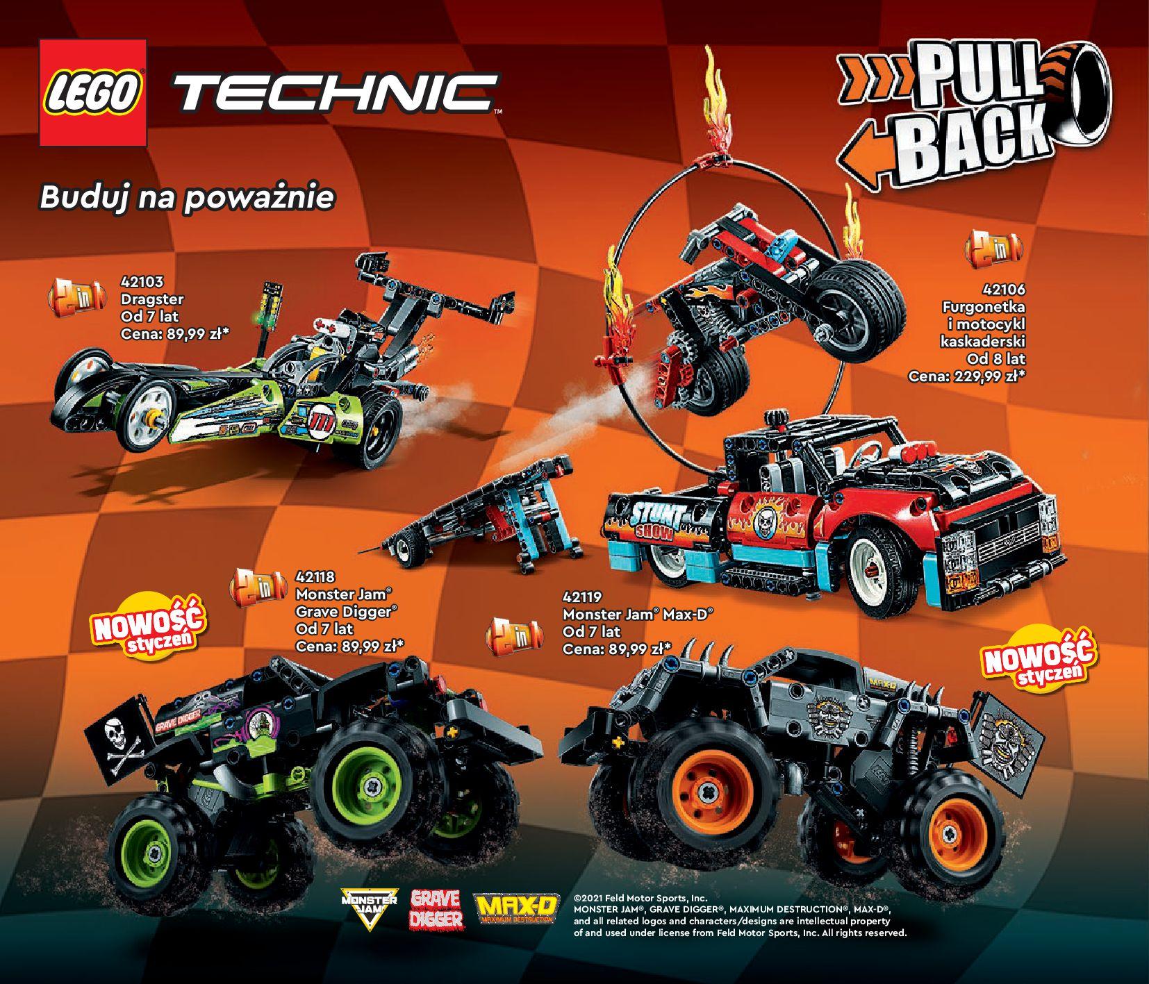 Gazetka LEGO: Katalog LEGO STYCZEŃ-MAJ 2021 2021-01-01 page-120