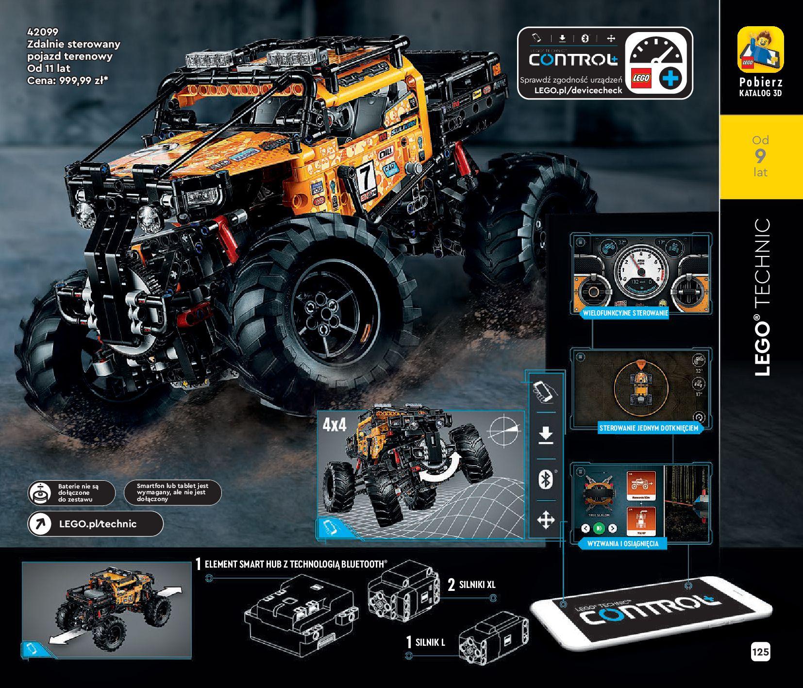 Gazetka LEGO: Katalog LEGO STYCZEŃ-MAJ 2021 2021-01-01 page-125