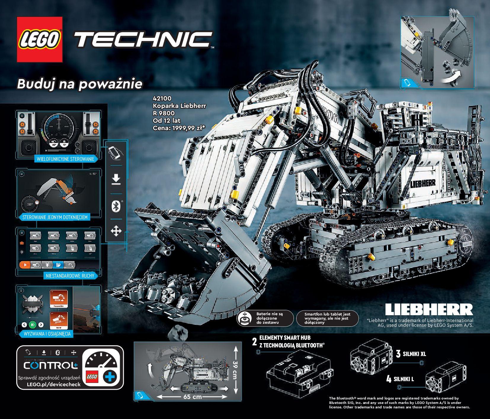Gazetka LEGO: Katalog LEGO STYCZEŃ-MAJ 2021 2021-01-01 page-126