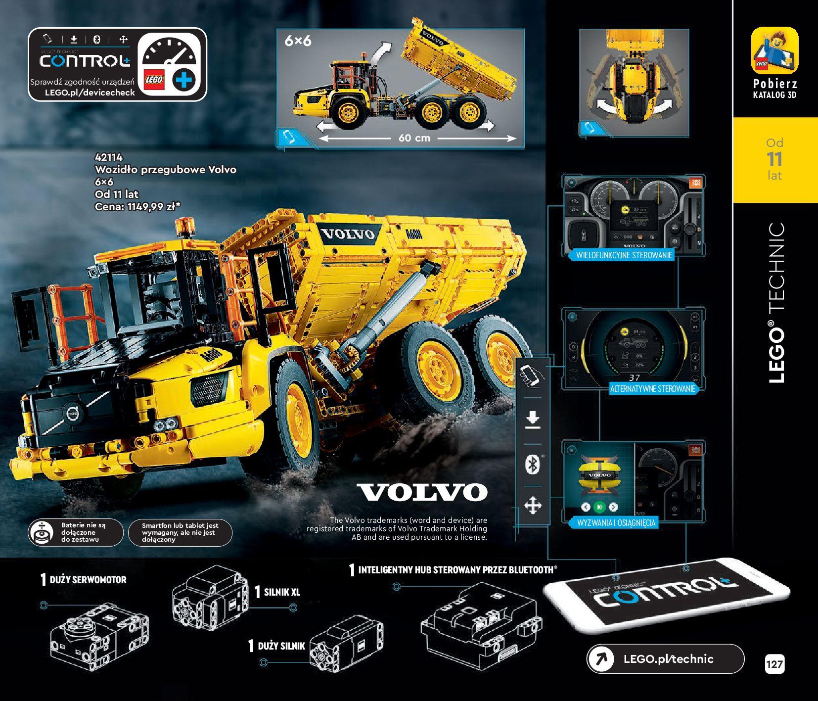 Gazetka LEGO: Katalog LEGO STYCZEŃ-MAJ 2021 2021-01-01 page-127