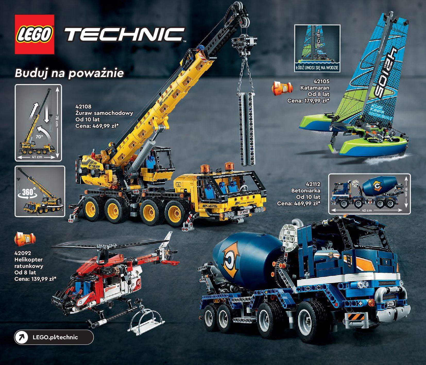 Gazetka LEGO: Katalog LEGO STYCZEŃ-MAJ 2021 2021-01-01 page-128
