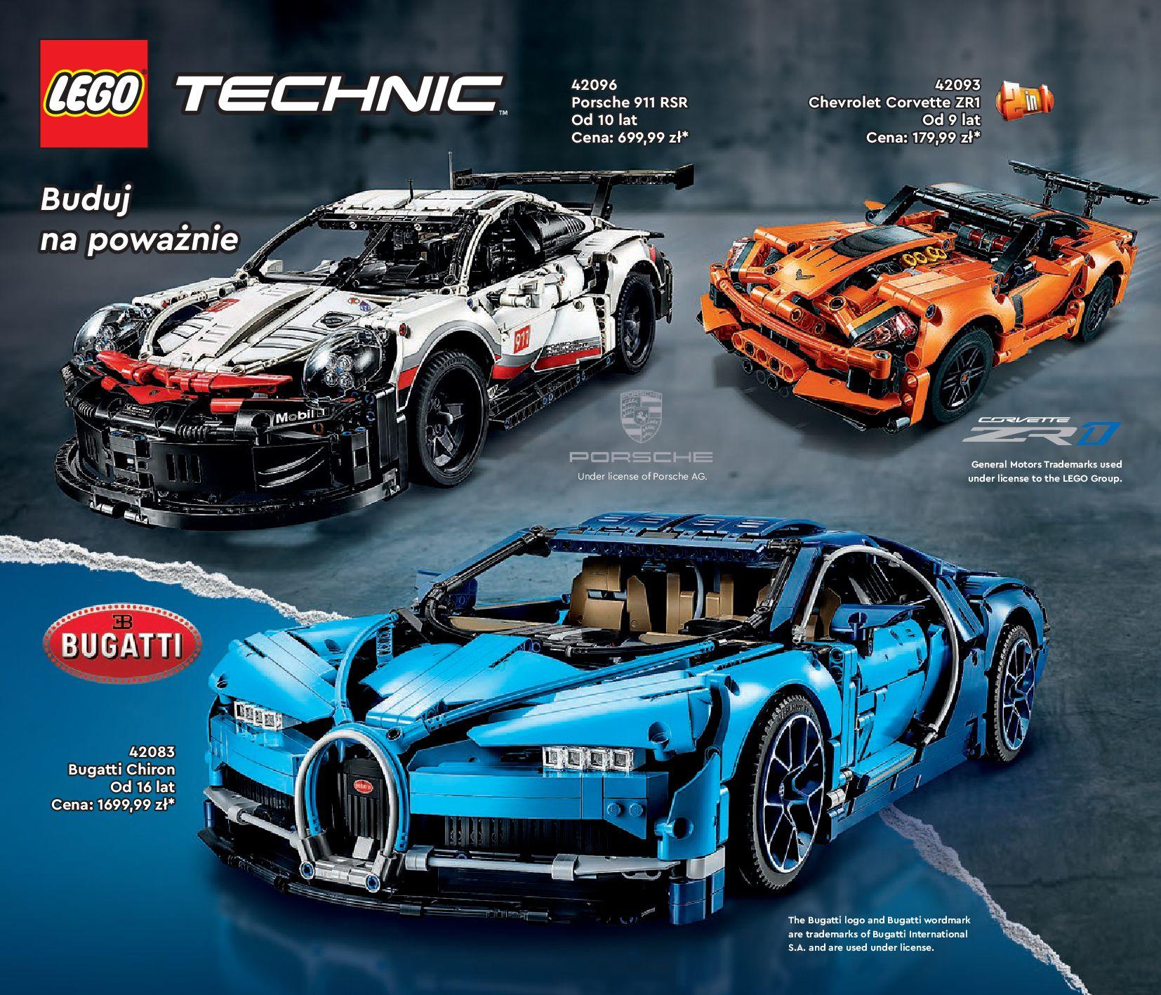 Gazetka LEGO: Katalog LEGO STYCZEŃ-MAJ 2021 2021-01-01 page-130