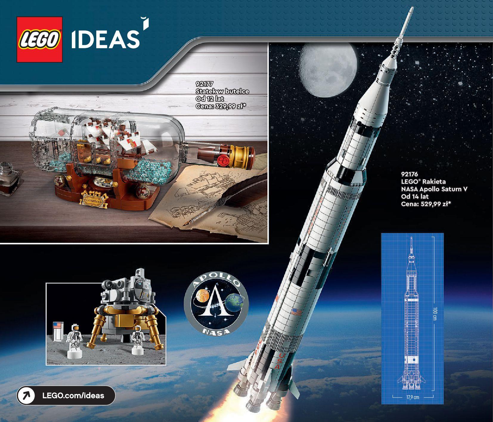 Gazetka LEGO: Katalog LEGO STYCZEŃ-MAJ 2021 2021-01-01 page-132