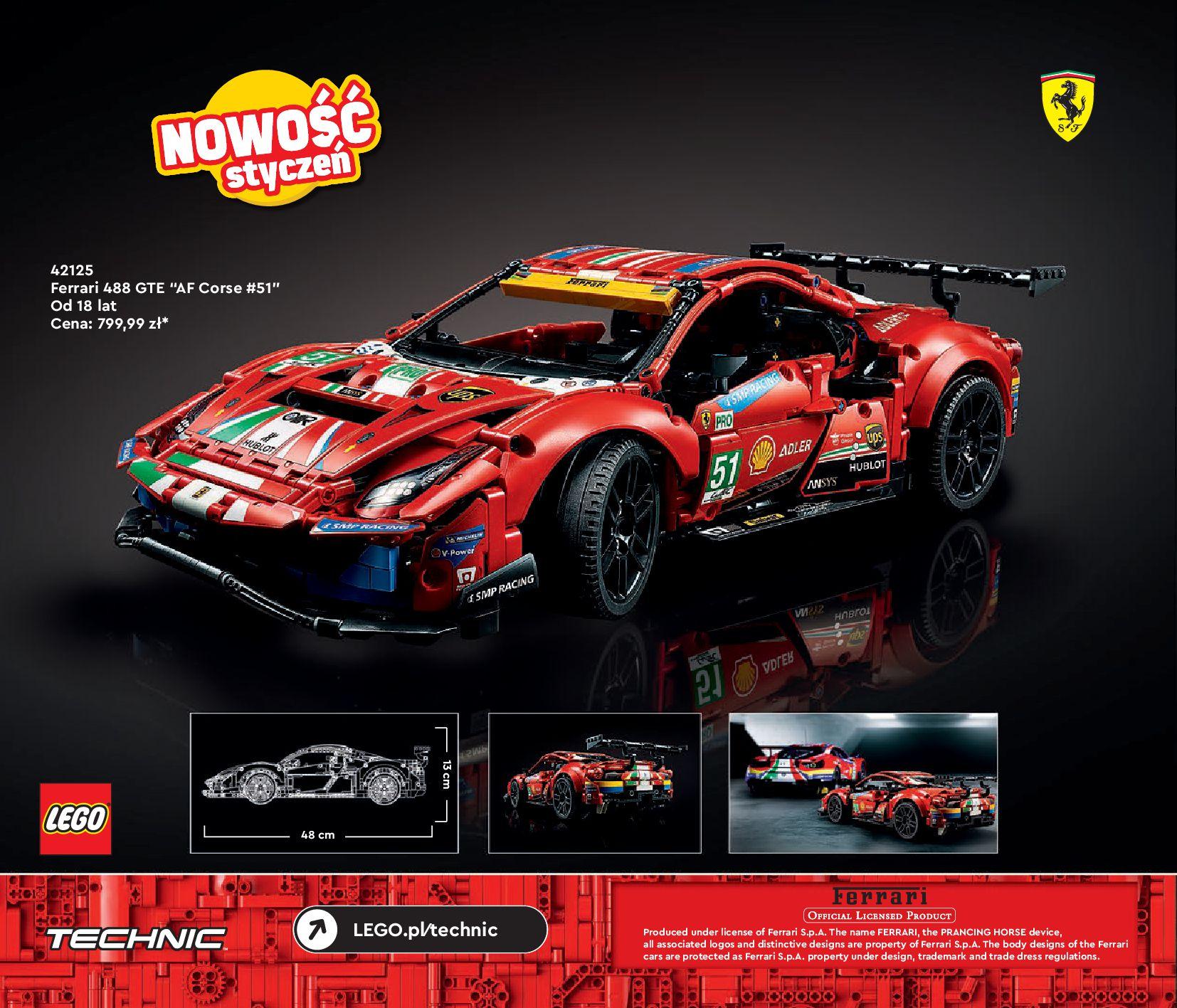 Gazetka LEGO: Katalog LEGO STYCZEŃ-MAJ 2021 2021-01-01 page-136