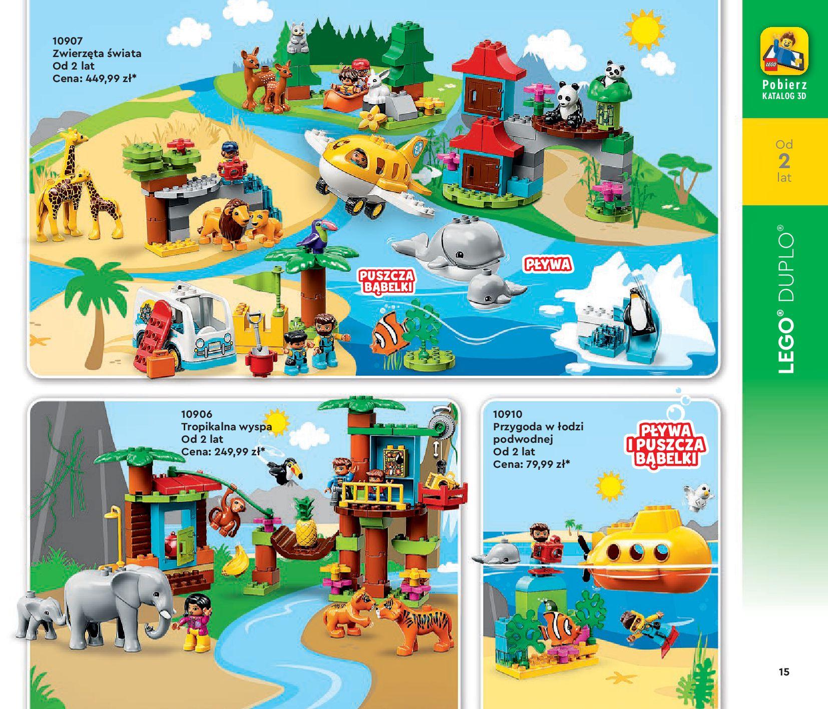 Gazetka LEGO: Katalog LEGO STYCZEŃ-MAJ 2021 2021-01-01 page-15