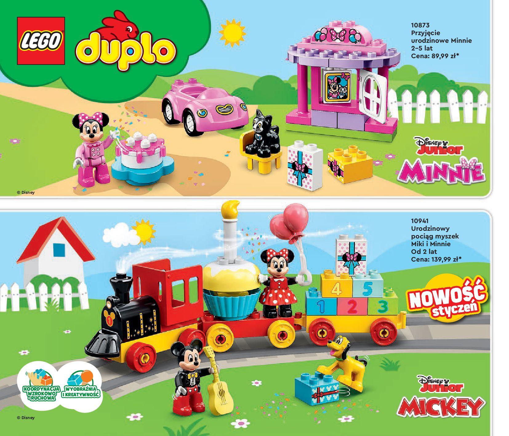 Gazetka LEGO: Katalog LEGO STYCZEŃ-MAJ 2021 2021-01-01 page-18