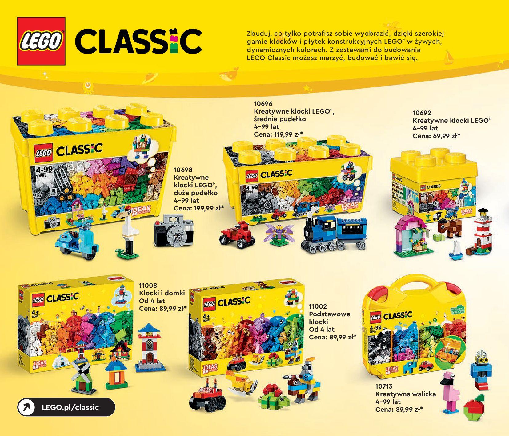 Gazetka LEGO: Katalog LEGO STYCZEŃ-MAJ 2021 2021-01-01 page-20