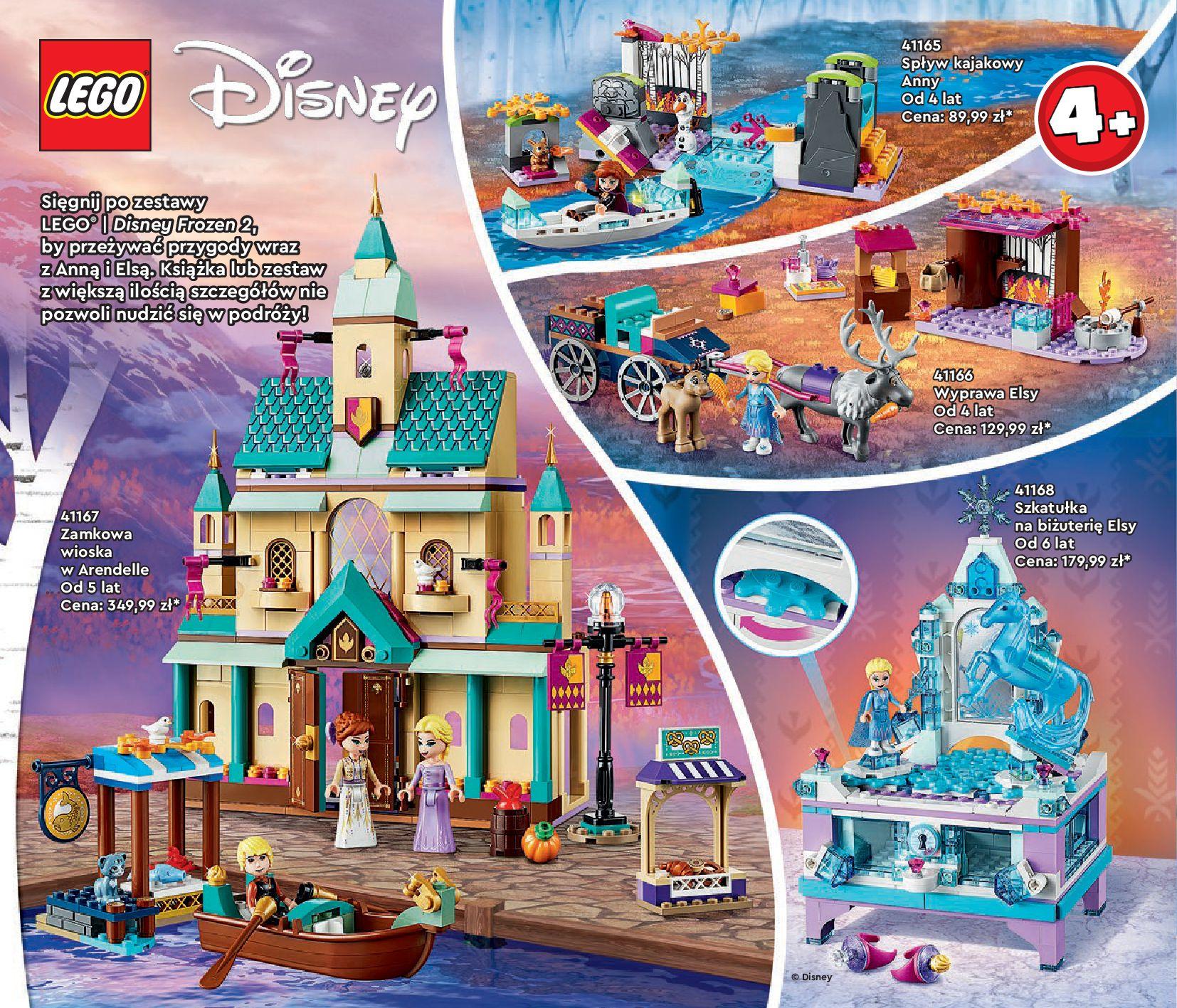Gazetka LEGO: Katalog LEGO STYCZEŃ-MAJ 2021 2021-01-01 page-30