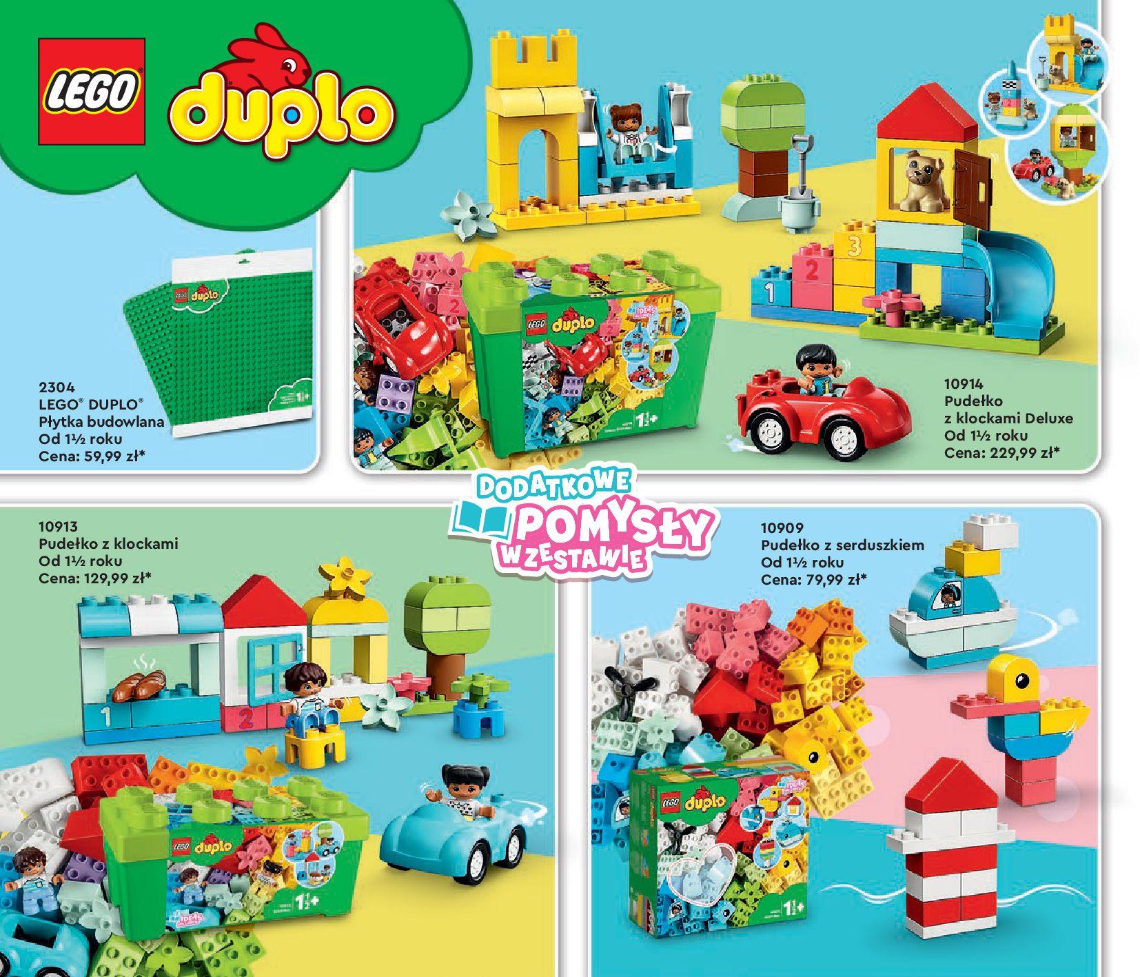 Gazetka LEGO: Katalog LEGO STYCZEŃ-MAJ 2021 2021-01-01 page-4