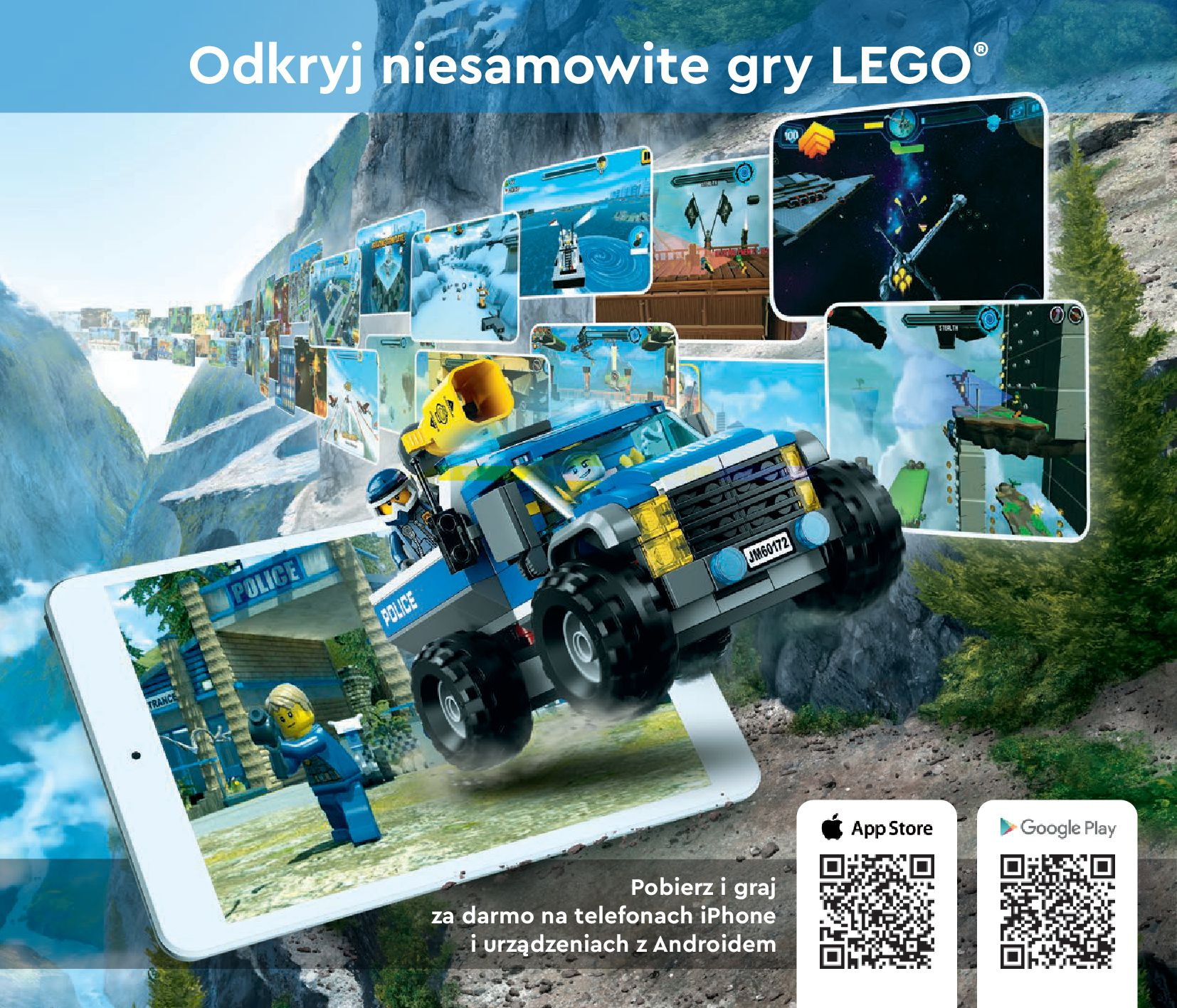 Gazetka LEGO: Katalog LEGO STYCZEŃ-MAJ 2021 2021-01-01 page-32