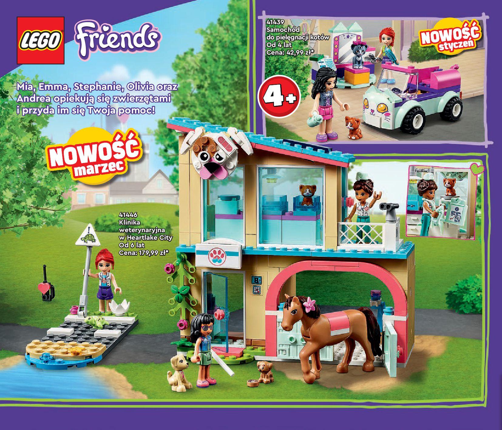 Gazetka LEGO: Katalog LEGO STYCZEŃ-MAJ 2021 2021-01-01 page-36