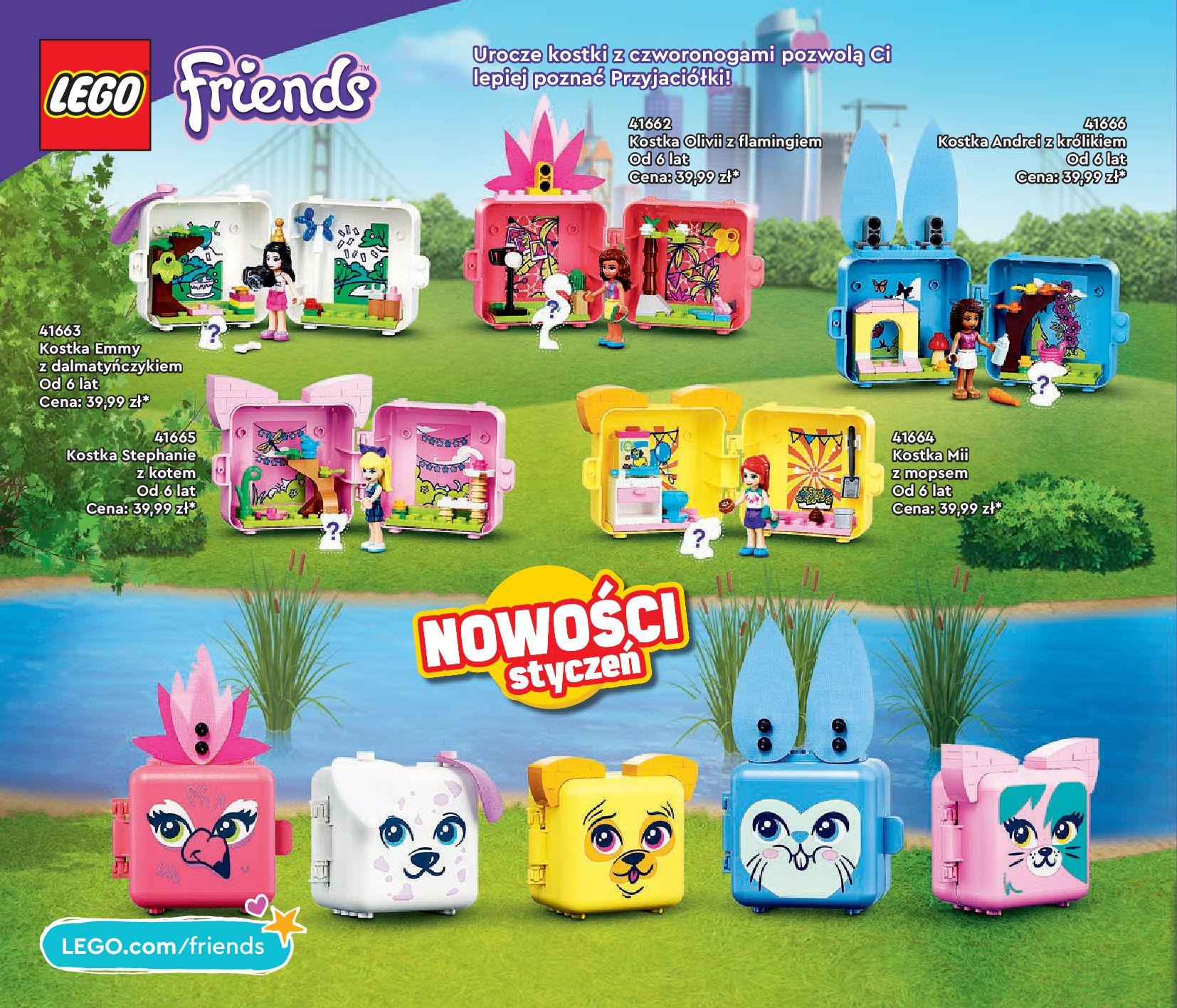 Gazetka LEGO: Katalog LEGO STYCZEŃ-MAJ 2021 2021-01-01 page-38
