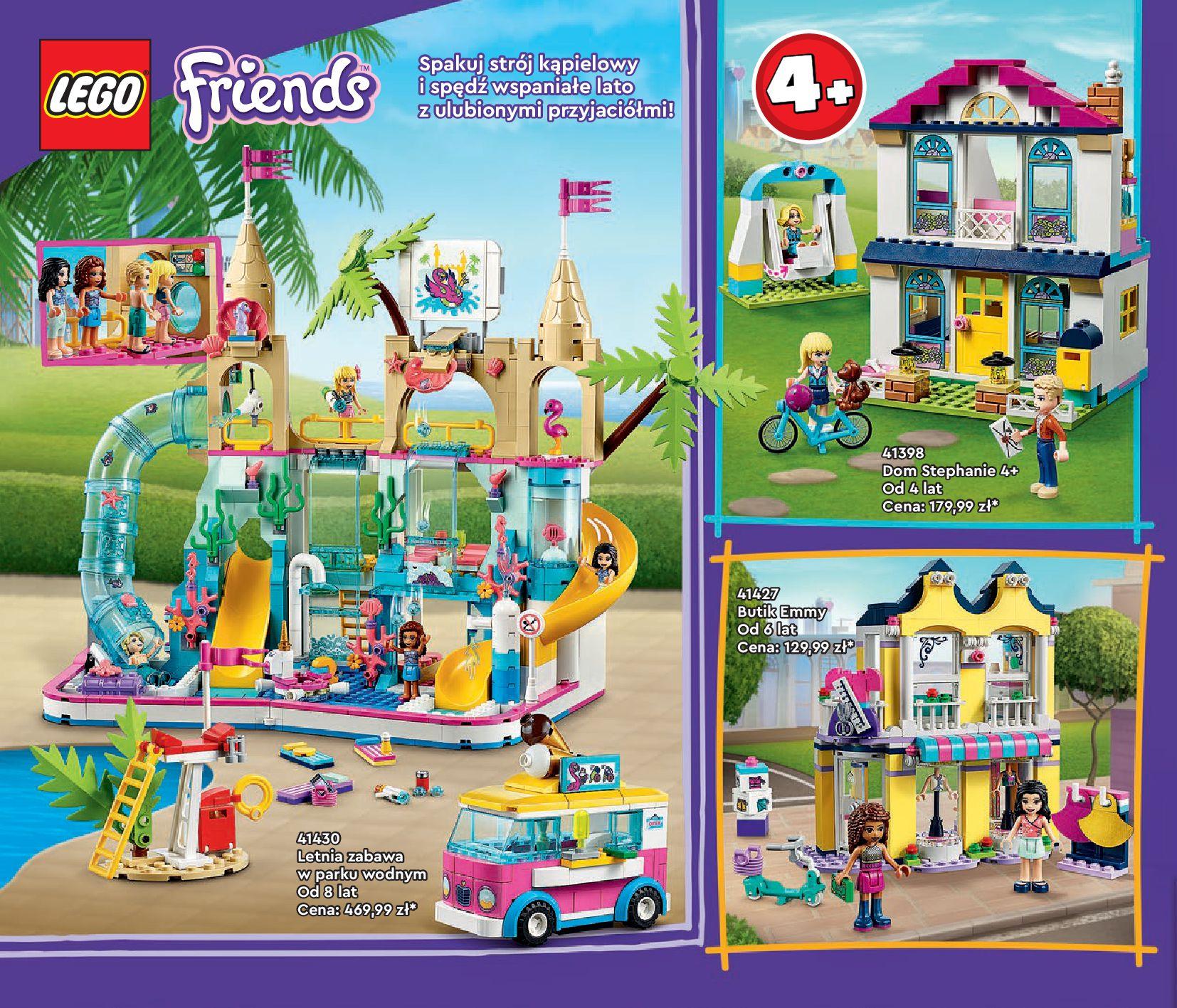 Gazetka LEGO: Katalog LEGO STYCZEŃ-MAJ 2021 2021-01-01 page-40