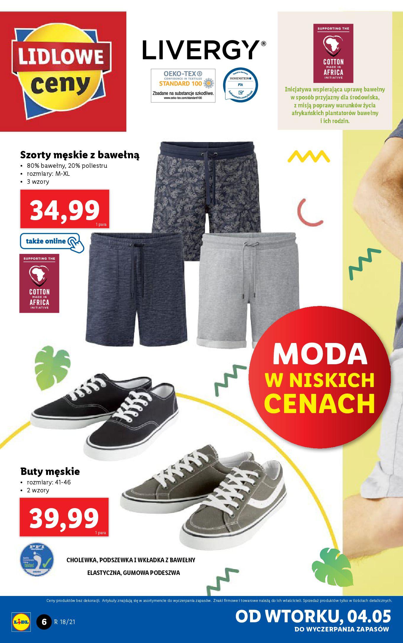 Gazetka Lidl: Katalog Lidl od 04.05 2021-05-04 page-6