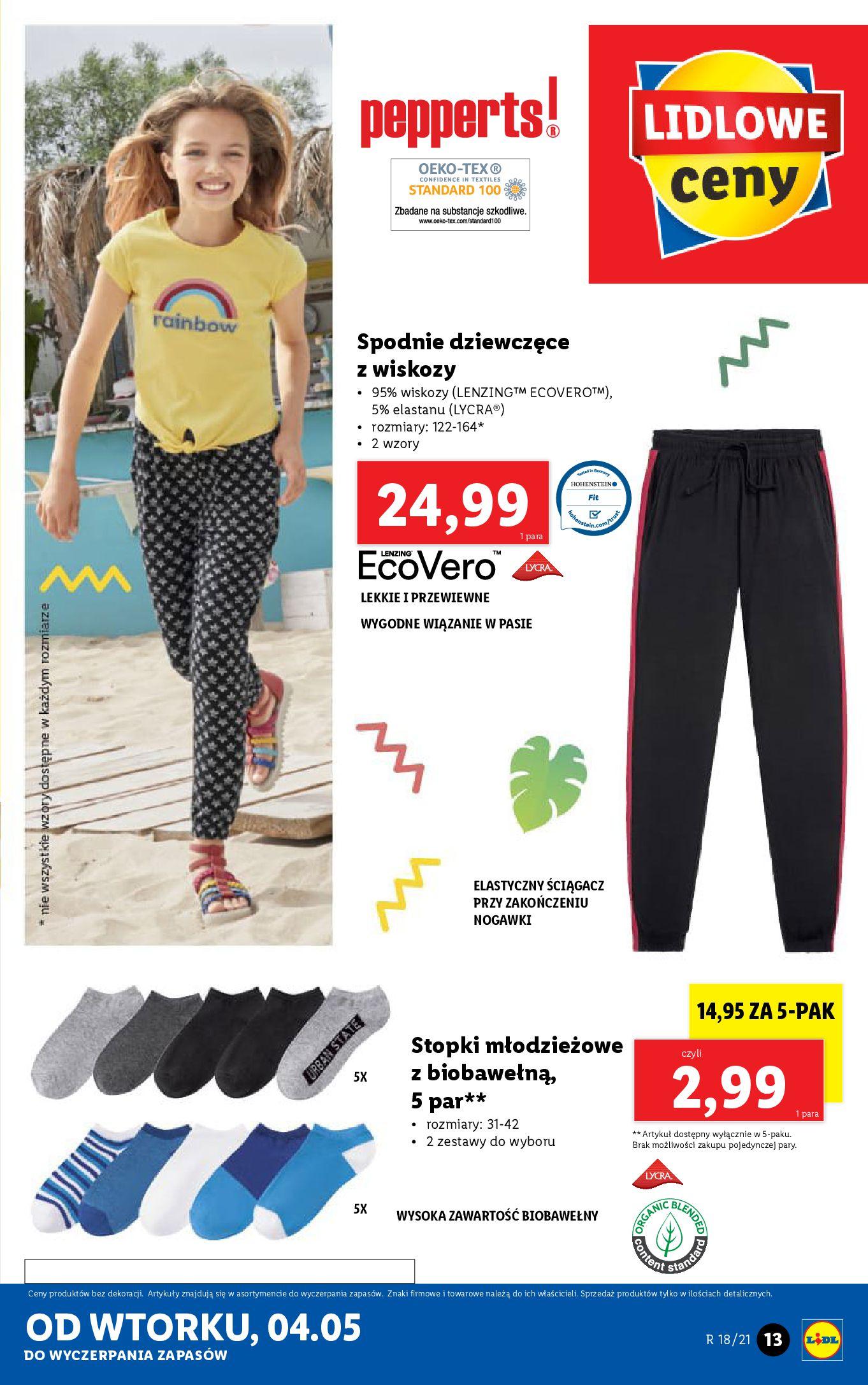 Gazetka Lidl: Katalog Lidl od 04.05 2021-05-04 page-13