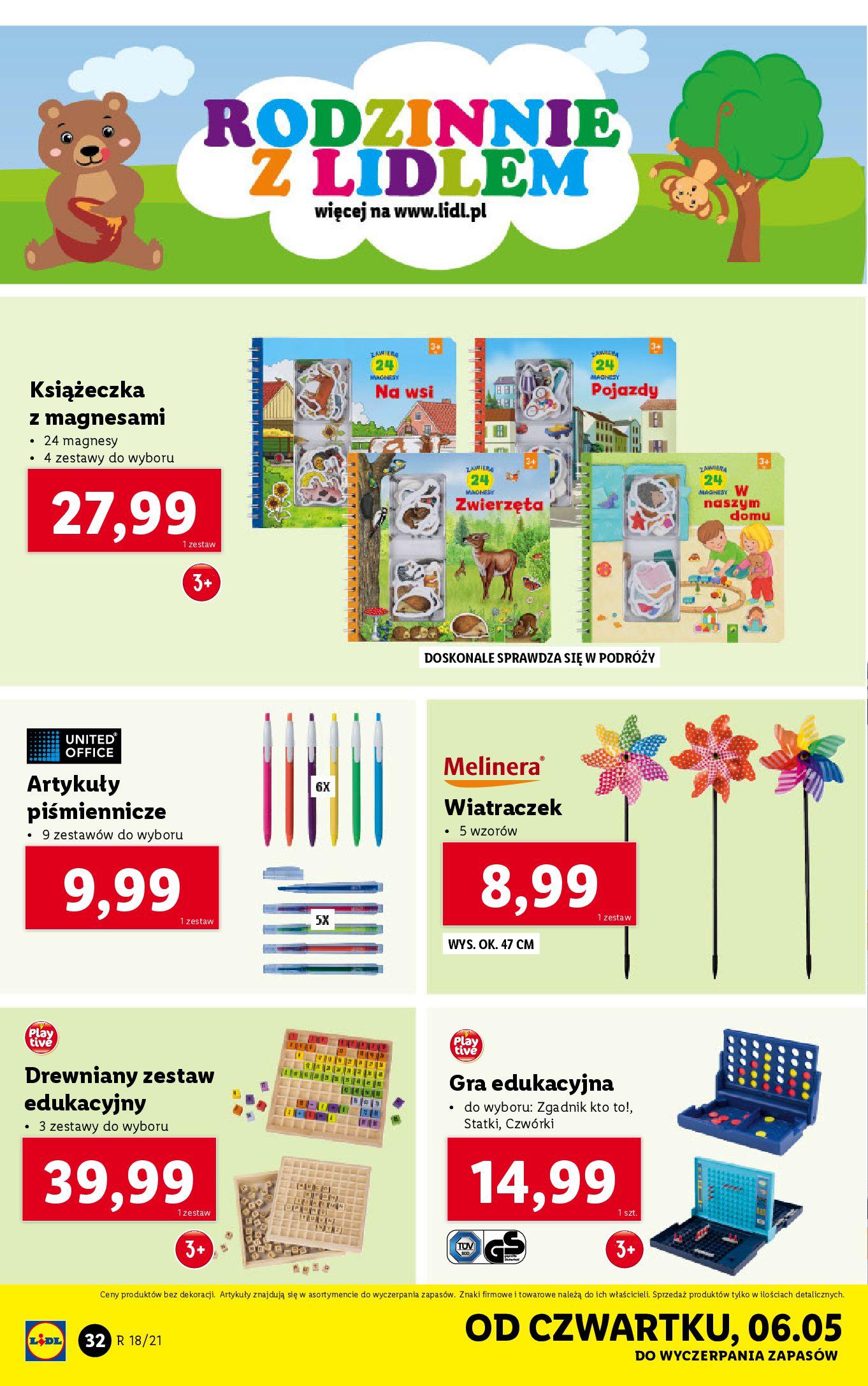 Gazetka Lidl: Katalog Lidl od 04.05 2021-05-04 page-32