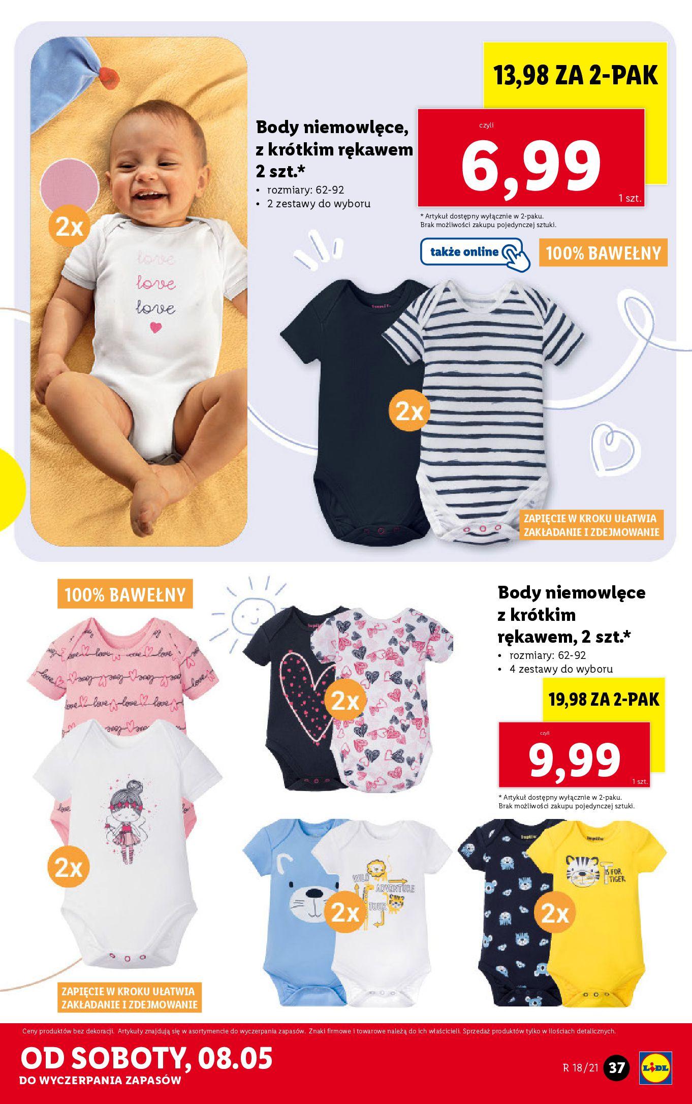 Gazetka Lidl: Katalog Lidl od 04.05 2021-05-04 page-37
