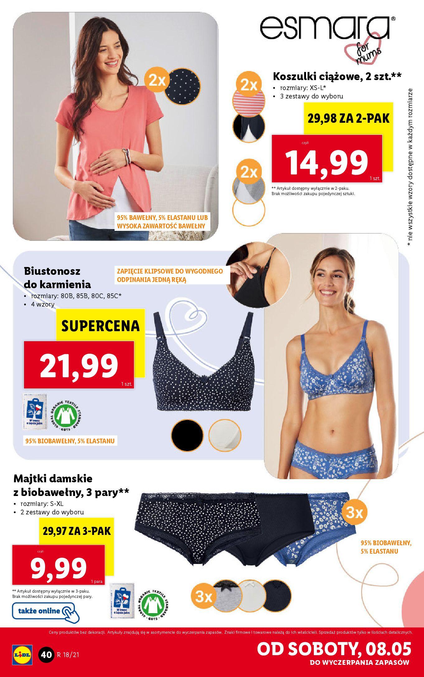 Gazetka Lidl: Katalog Lidl od 04.05 2021-05-04 page-40