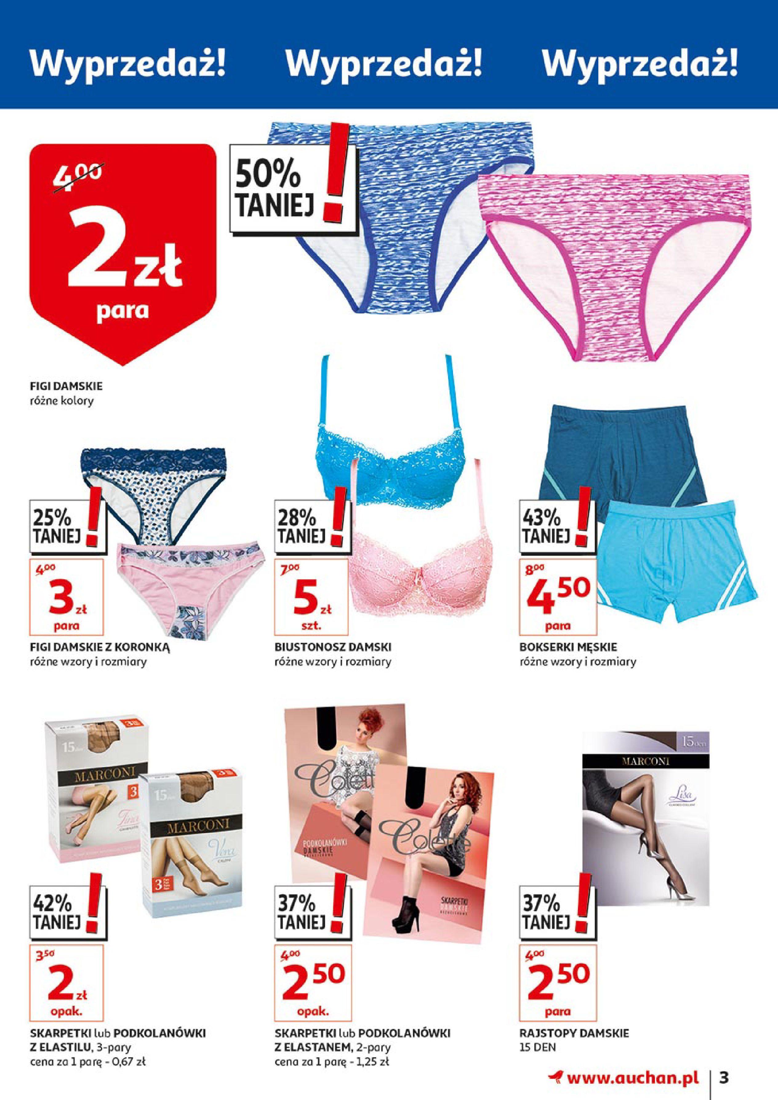 Gazetka Auchan - Wyprzedaż Hipermarkety-11.06.2019-22.06.2019-page-