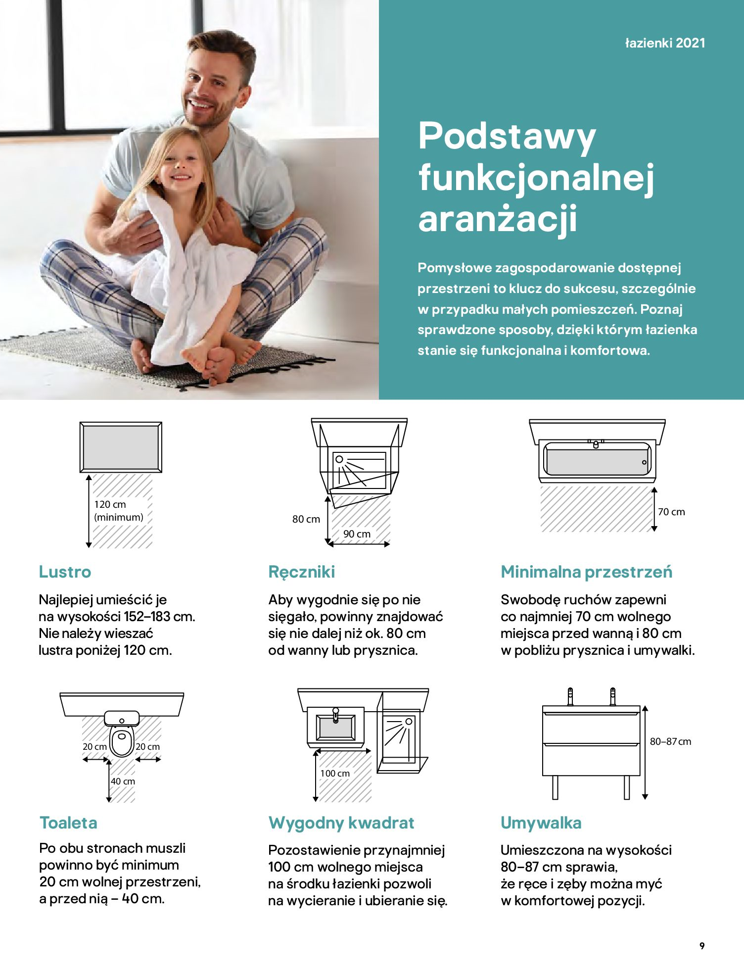 Gazetka Castorama: Gazetka Castorama - katalog łazienki 2021 2021-06-16 page-9
