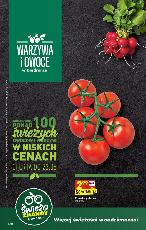 Gazetka Biedronka - W tym tygodniu-20.05.2020-27.05.2020-page-14