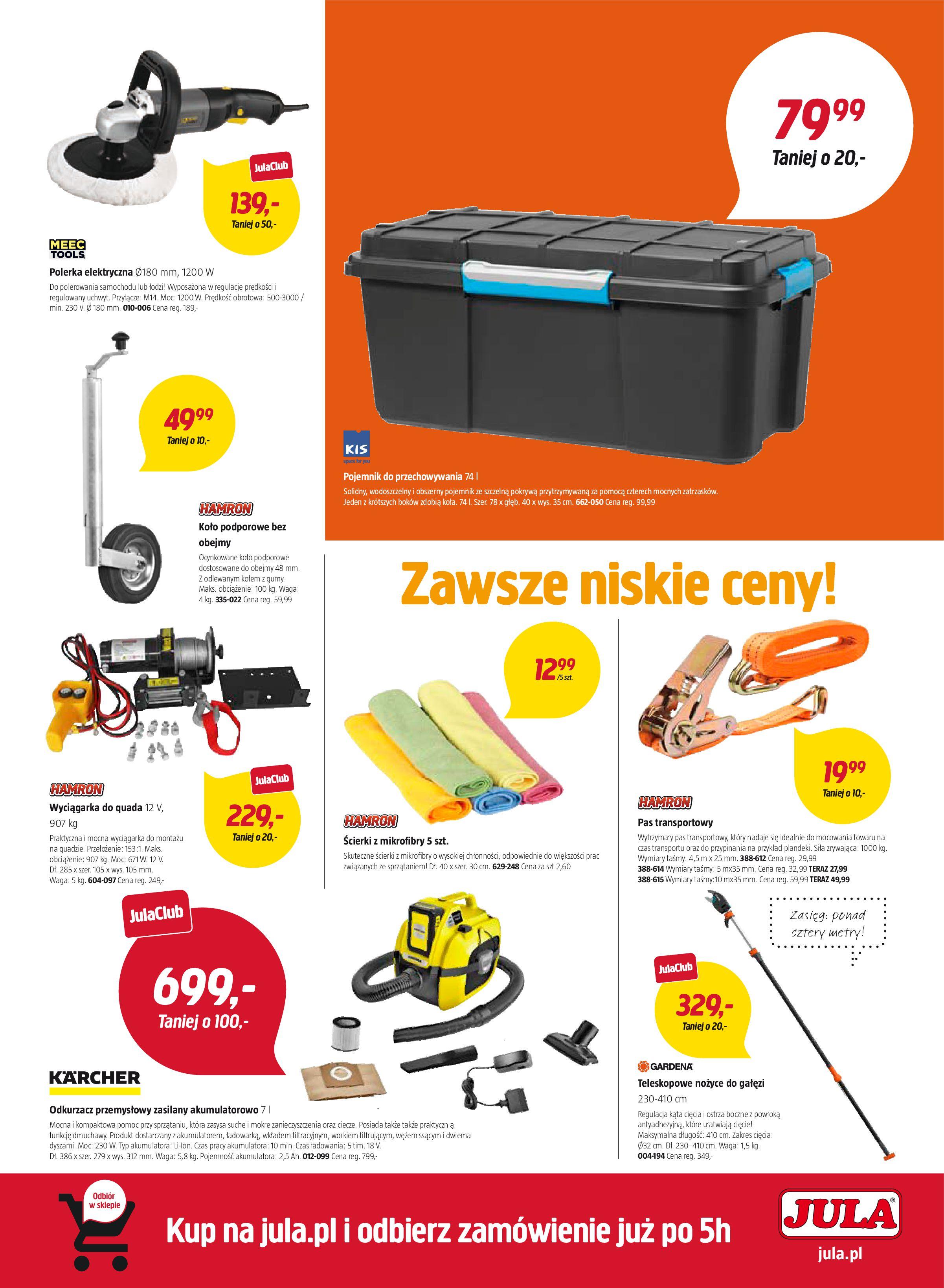 Gazetka Jula - Gazetka promocyjna-03.09.2020-27.09.2020-page-9