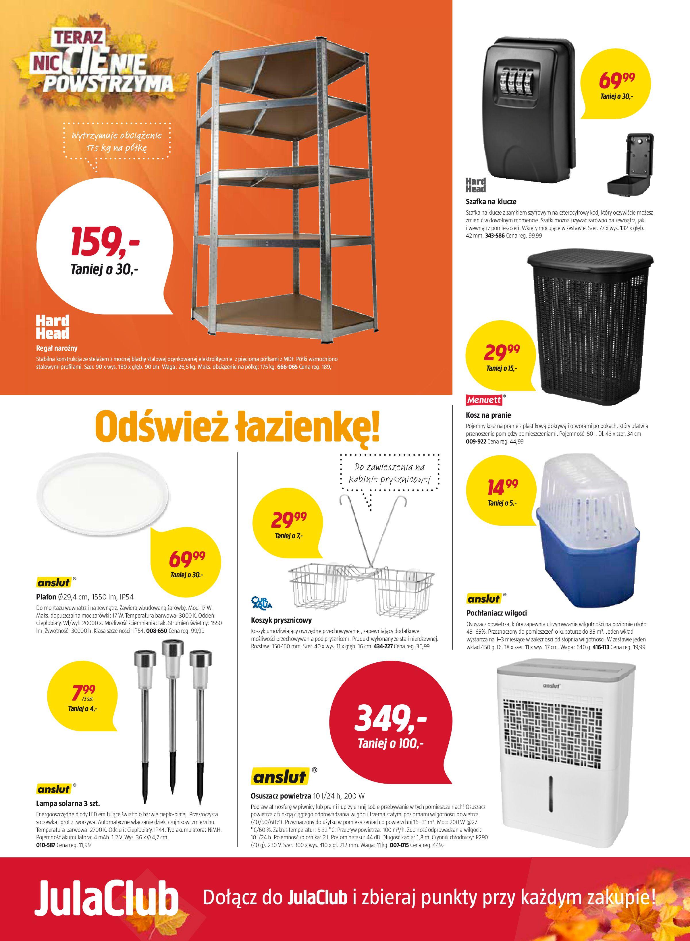 Gazetka Jula - Gazetka promocyjna-03.09.2020-27.09.2020-page-10