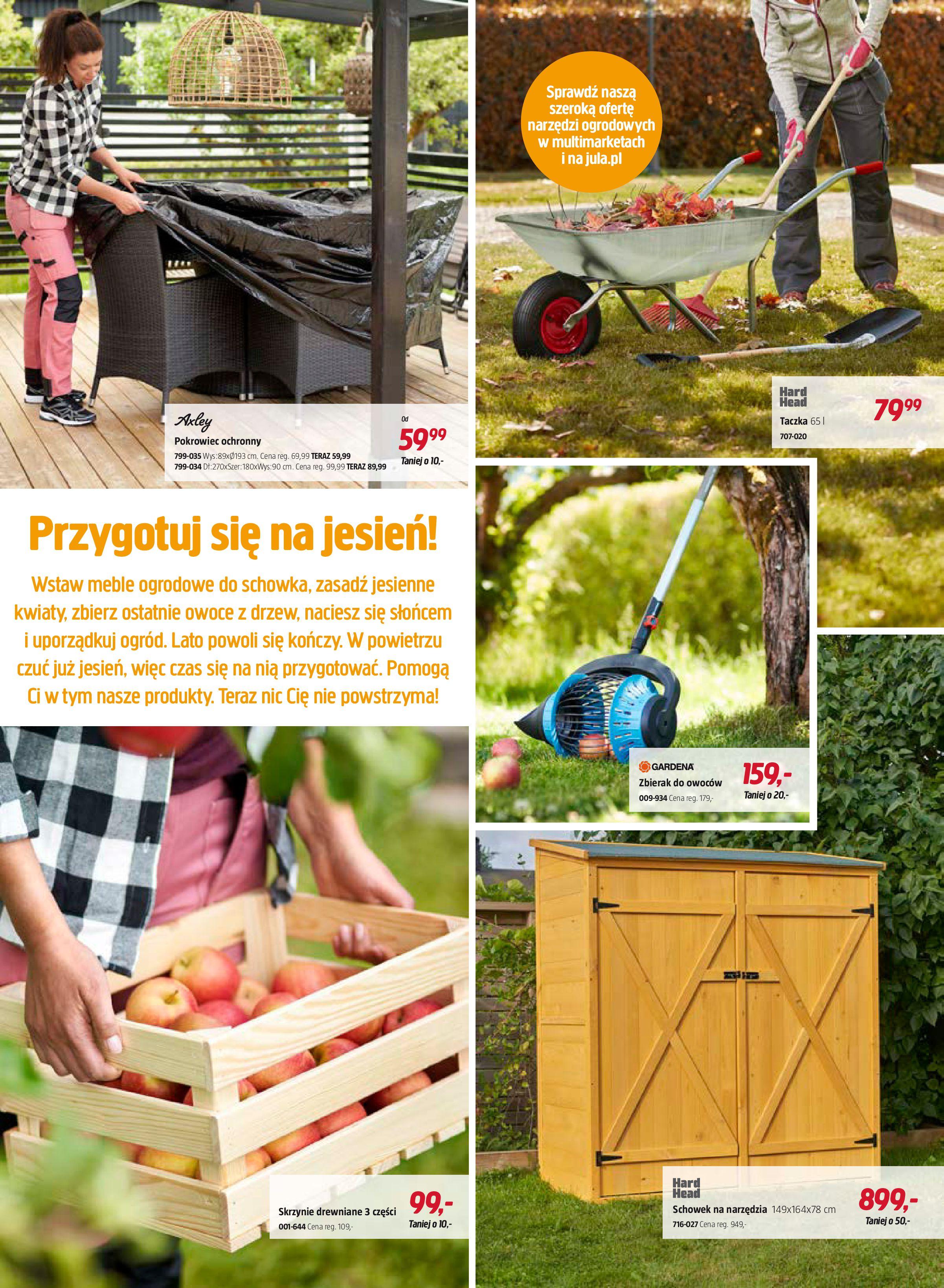 Gazetka Jula - Gazetka promocyjna-03.09.2020-27.09.2020-page-2