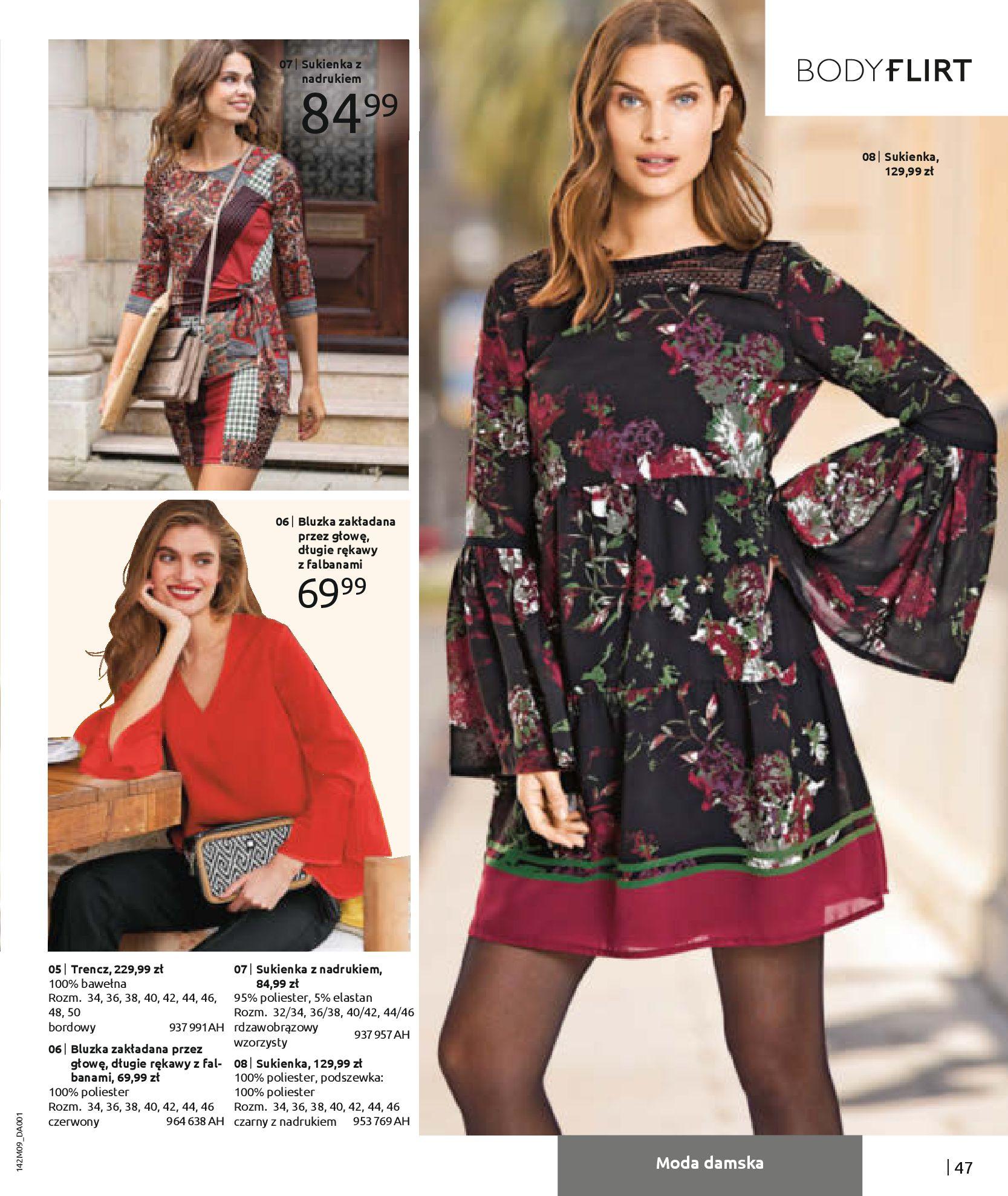 Gazetka Bonprix: Naturalnie i stylowo 2020-09-24 page-49