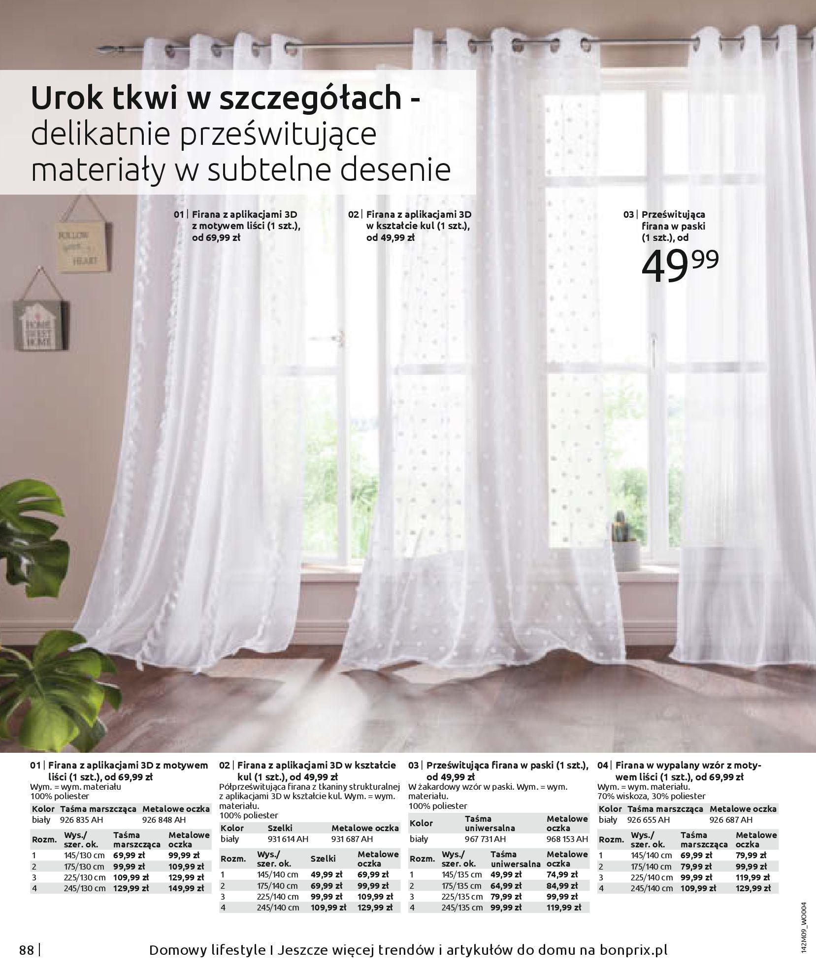 Gazetka Bonprix: Naturalnie i stylowo 2020-09-24 page-90