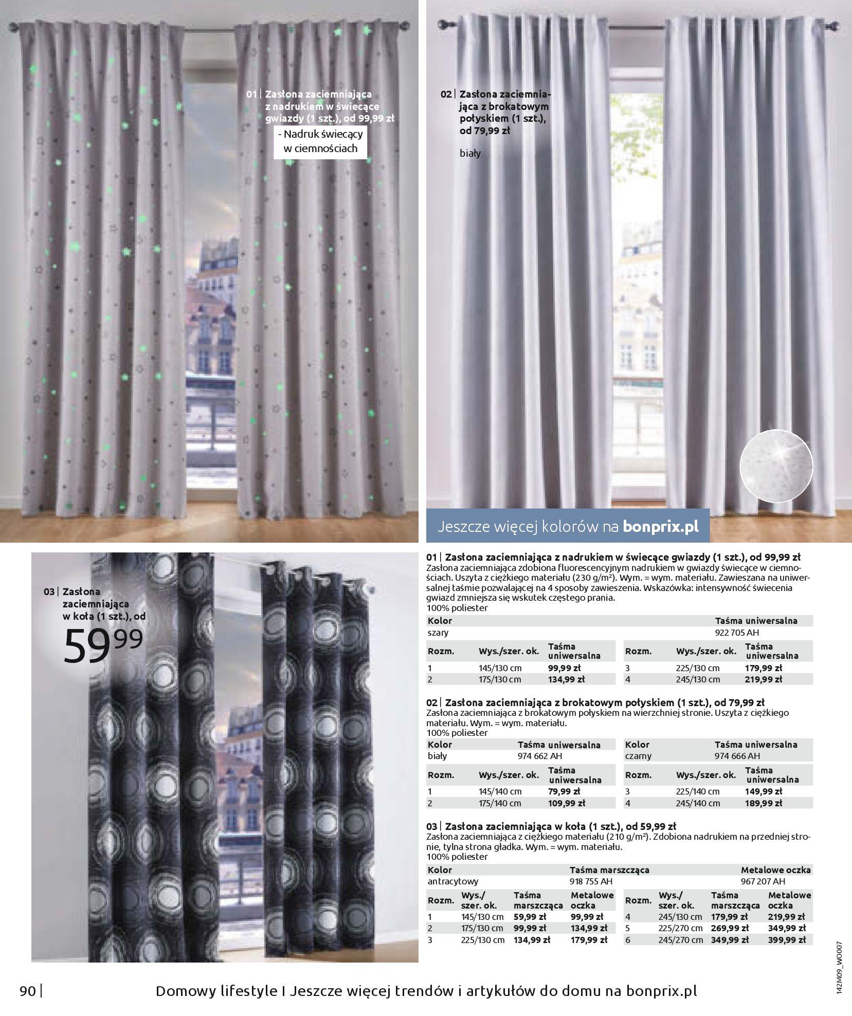 Gazetka Bonprix: Naturalnie i stylowo 2020-09-24 page-92