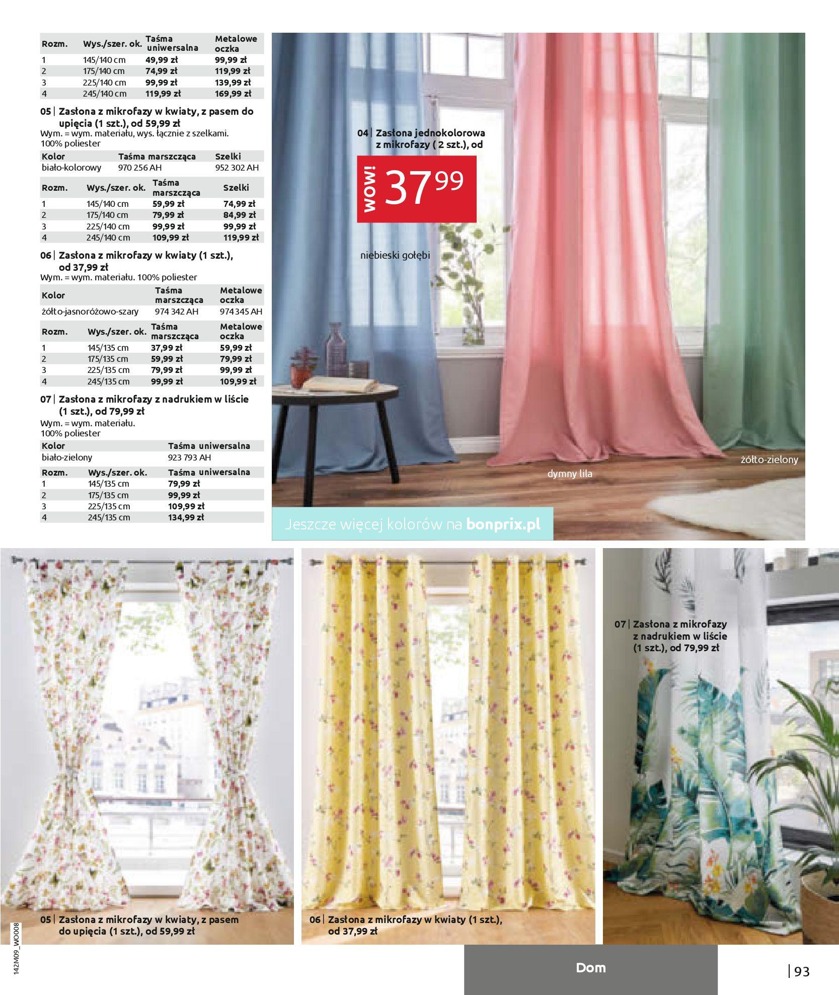 Gazetka Bonprix: Naturalnie i stylowo 2020-09-24 page-95