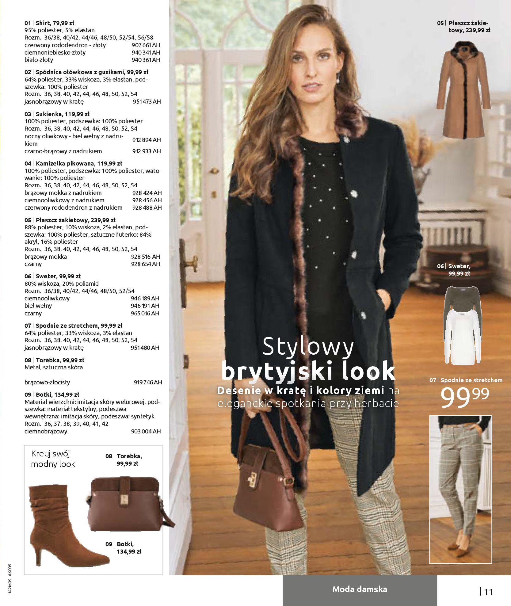 Gazetka Bonprix: Naturalnie i stylowo 2020-09-24 page-13